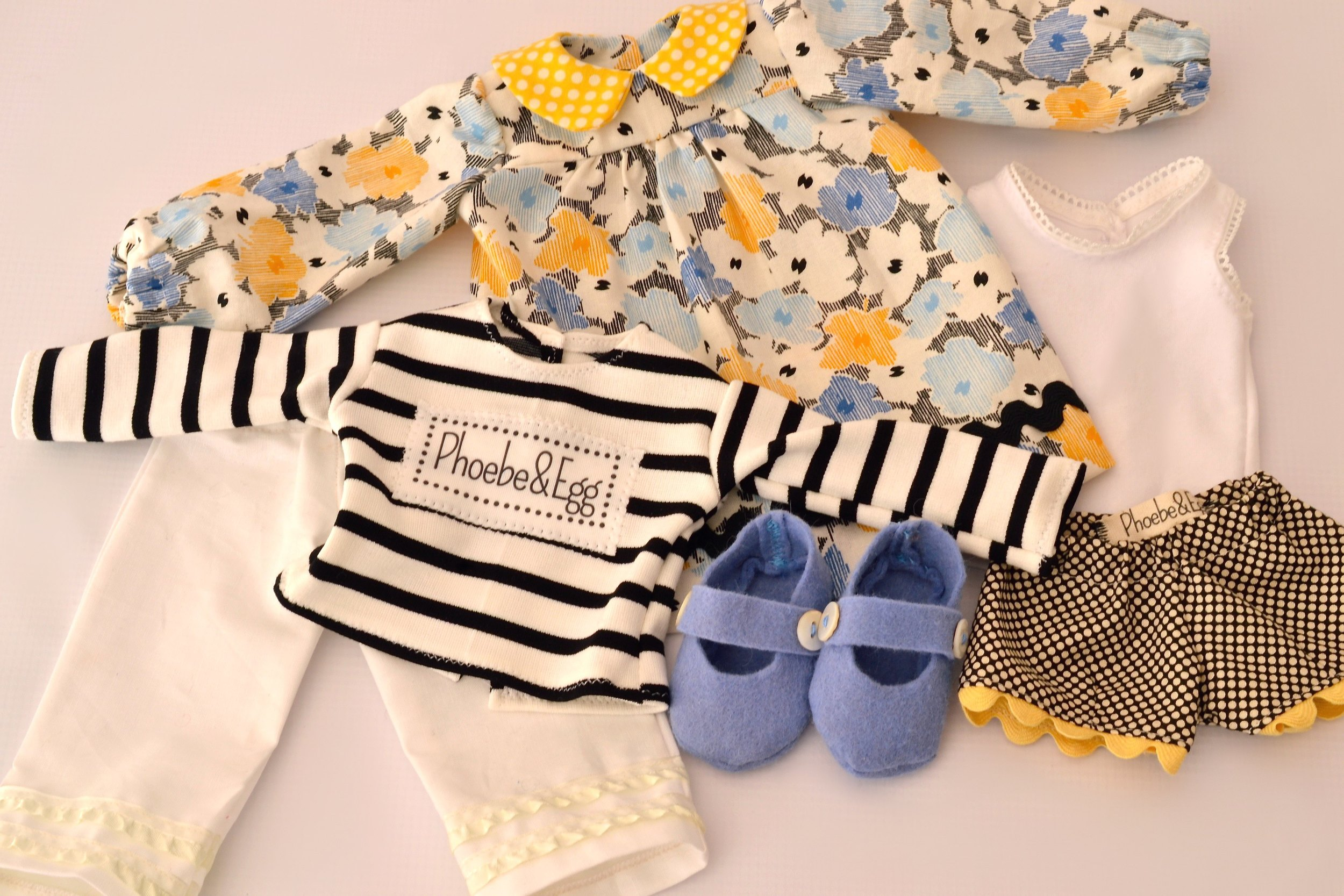 Phoebe's clothes