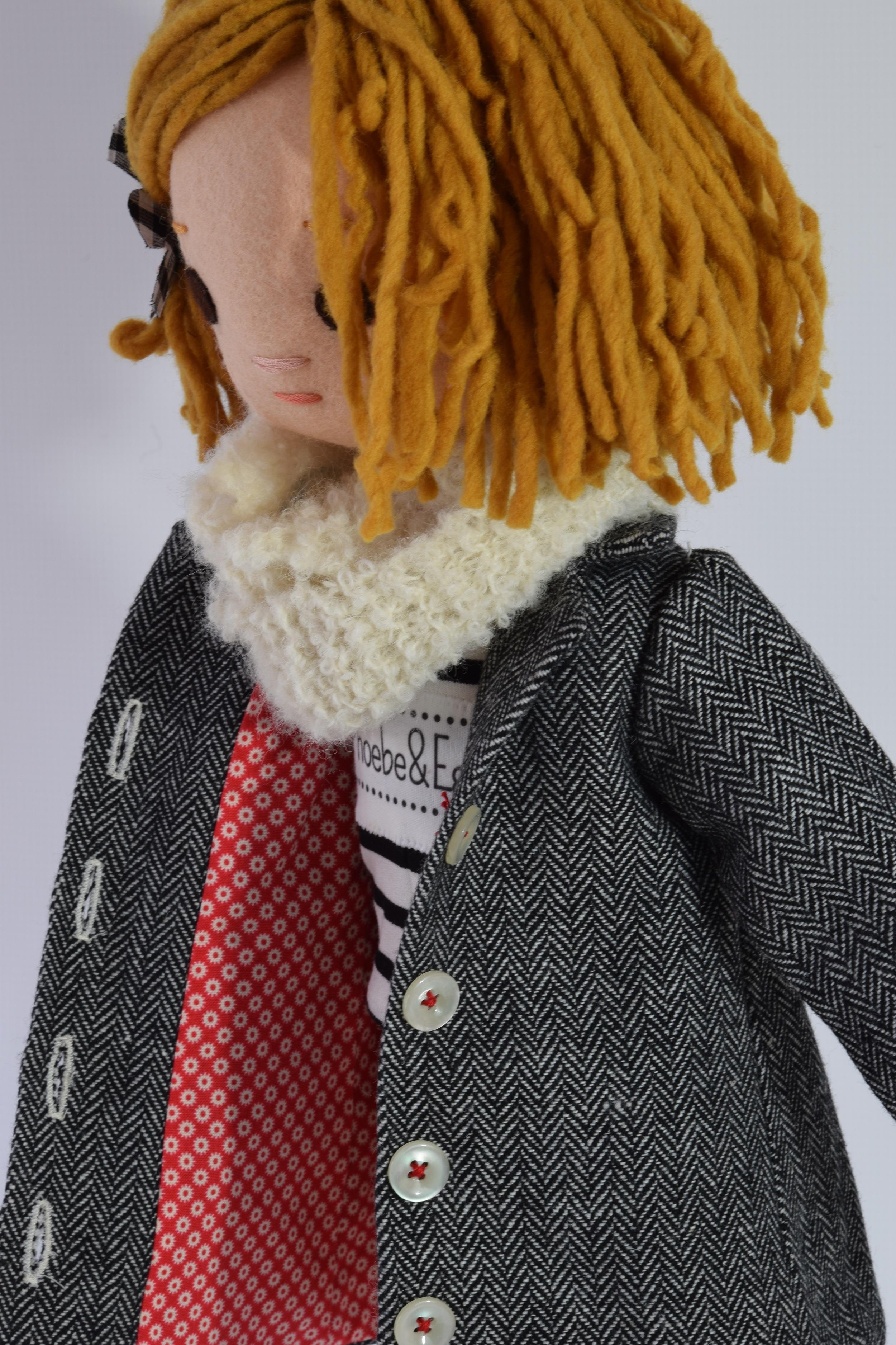 Winter set for Phoebe doll