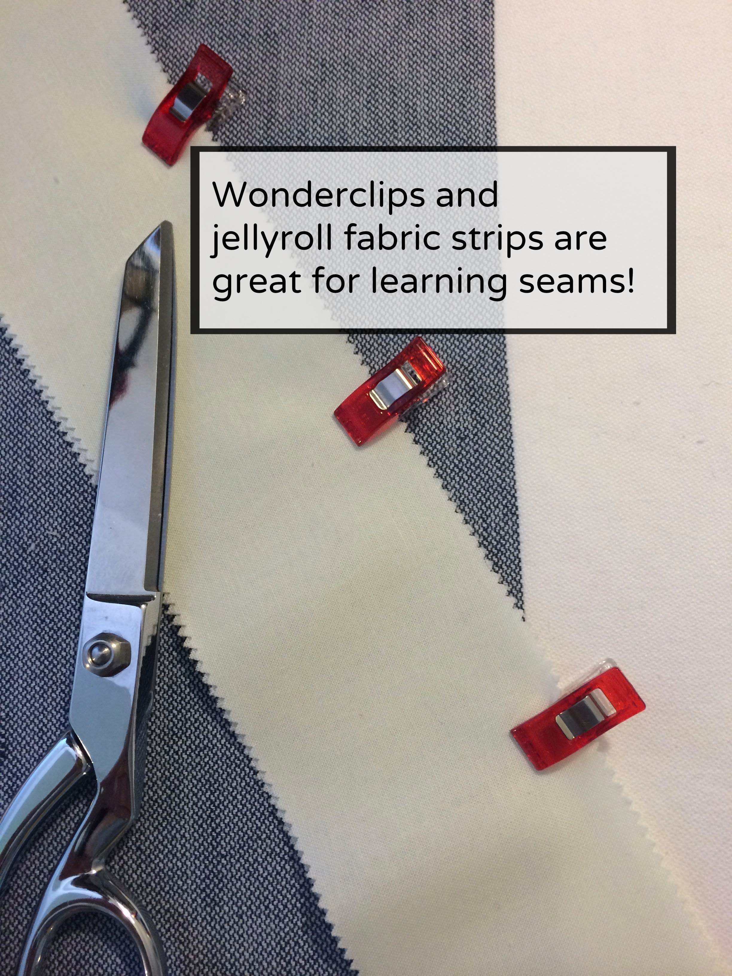Sewing with children, A series