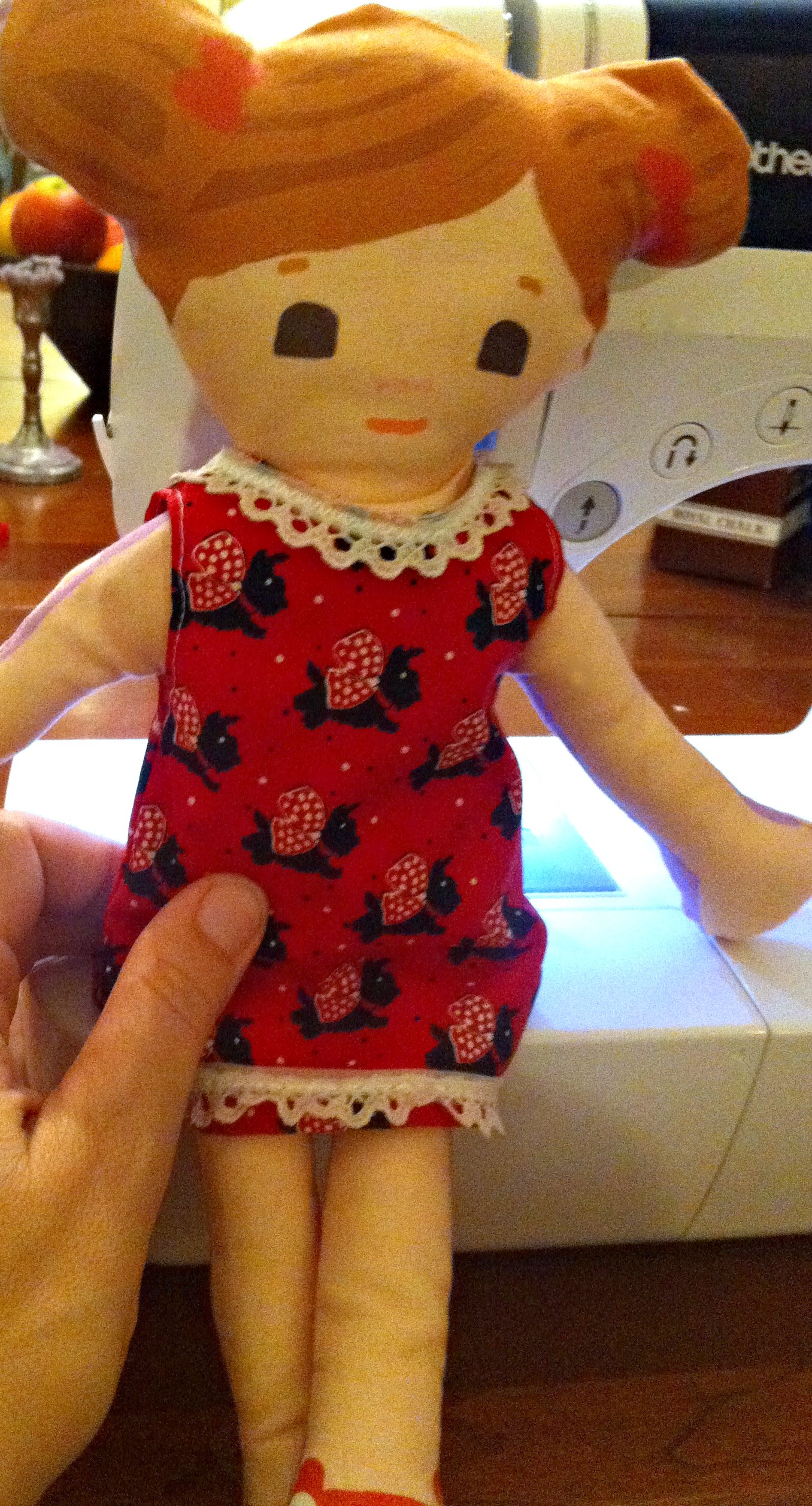 Gemma's Scrappy Phoebe Dress
