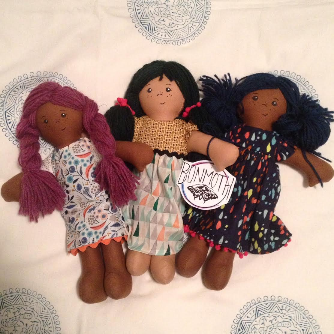 Bonmoth Dolls