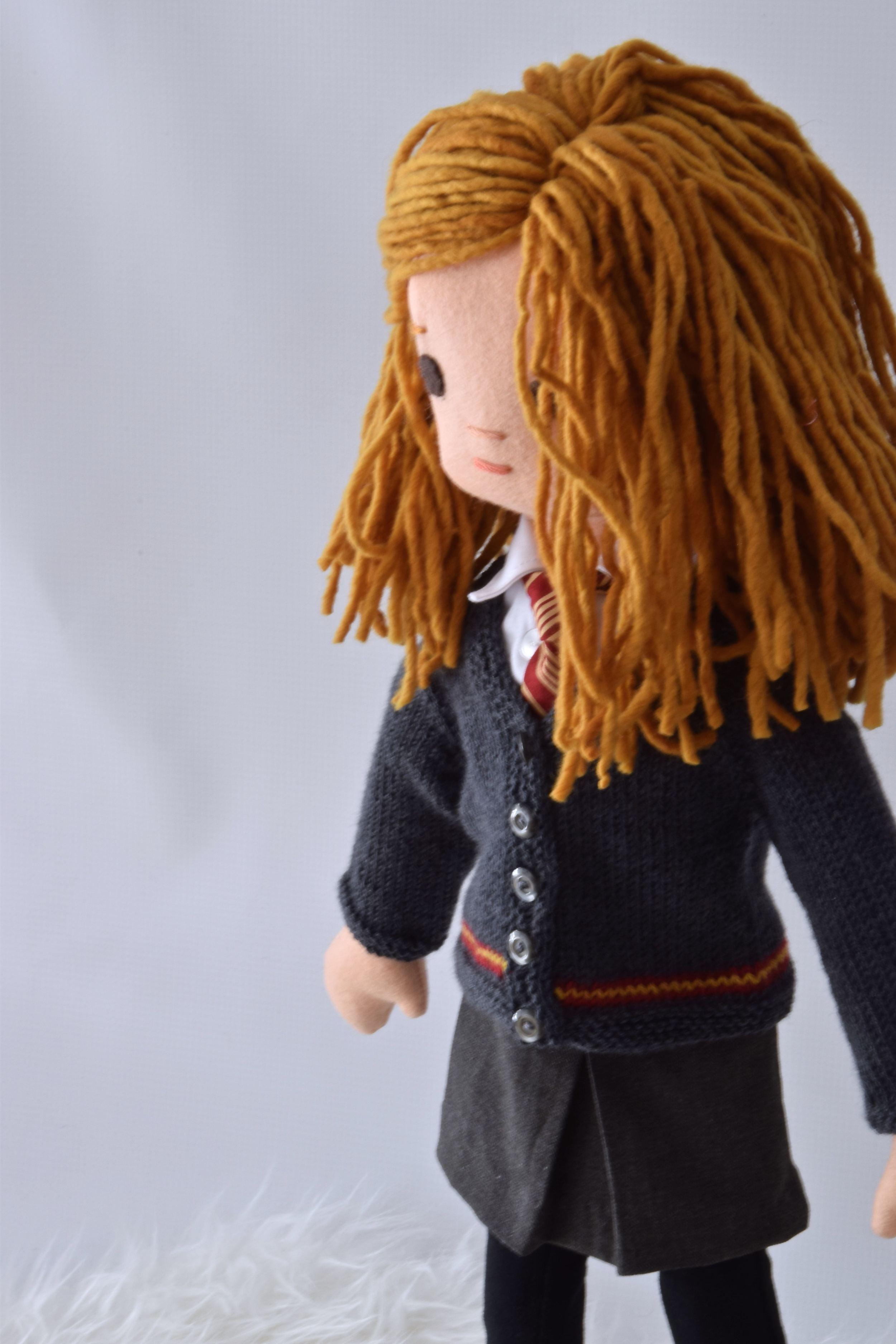 Harry Potter's Hermione Granger doll