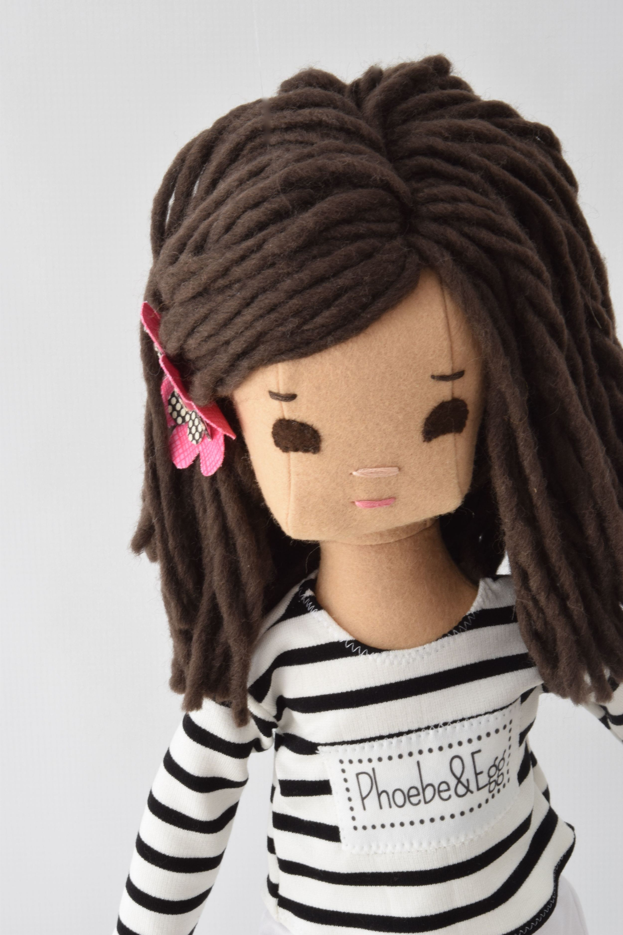 New custom doll