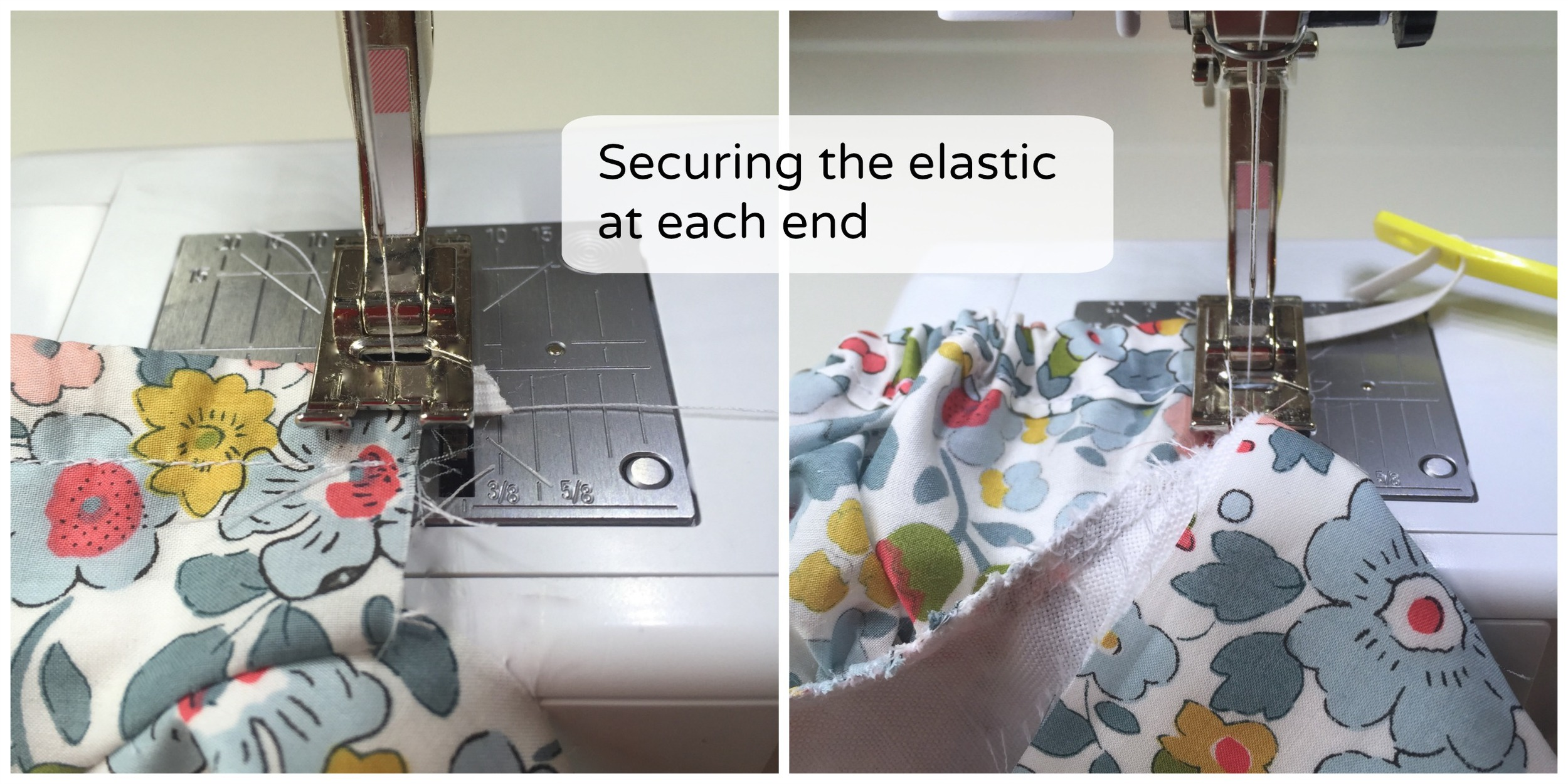 securing elastic.