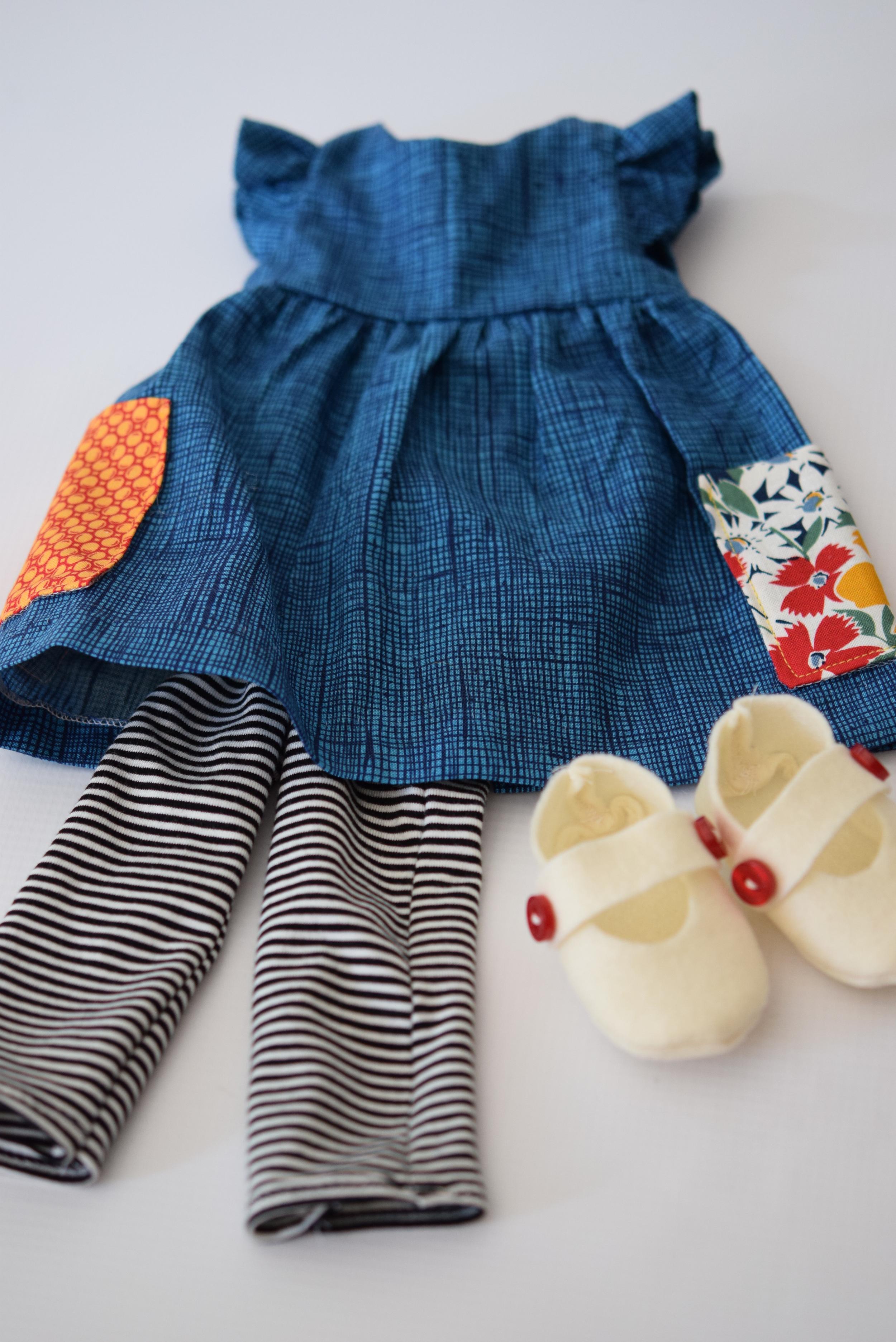 Crosshatch Play dress