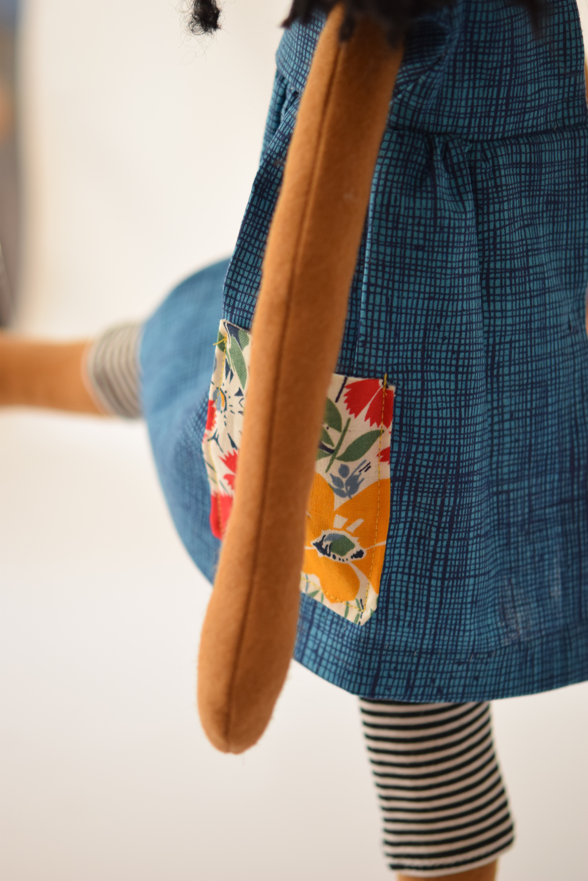 Crosshatch  Doll Play Dress Set