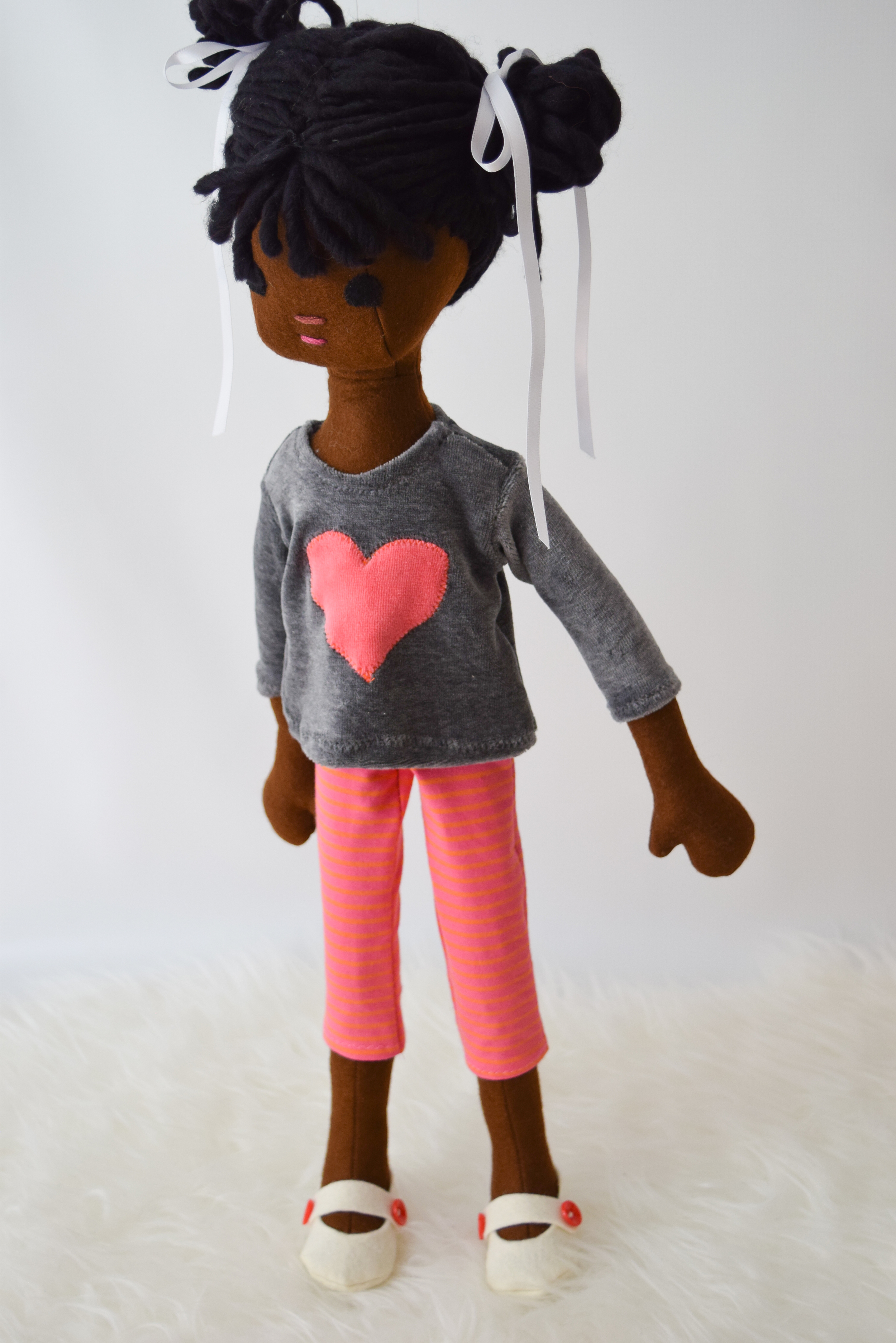 African American Doll Set