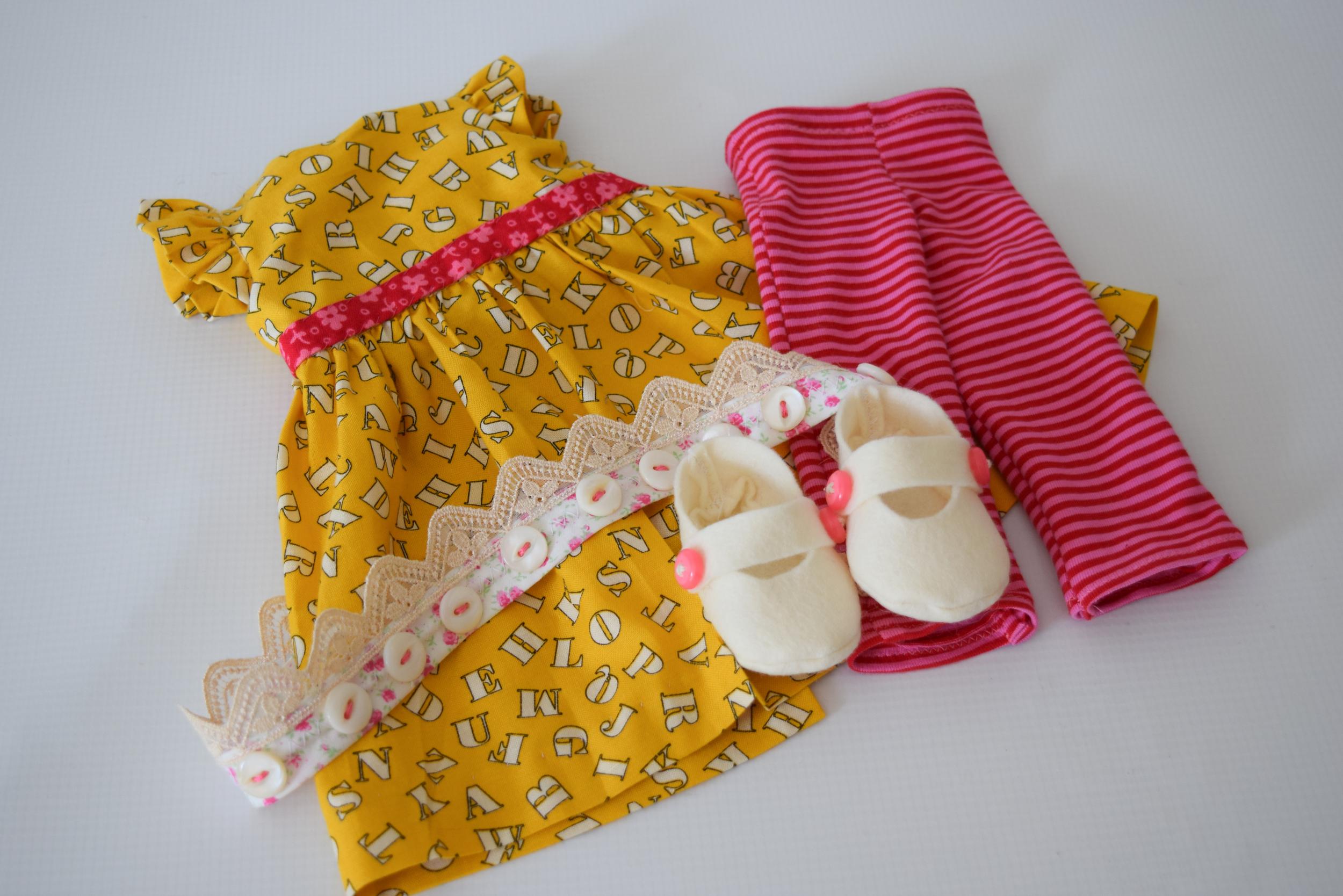 Fancy Nancy Clothes