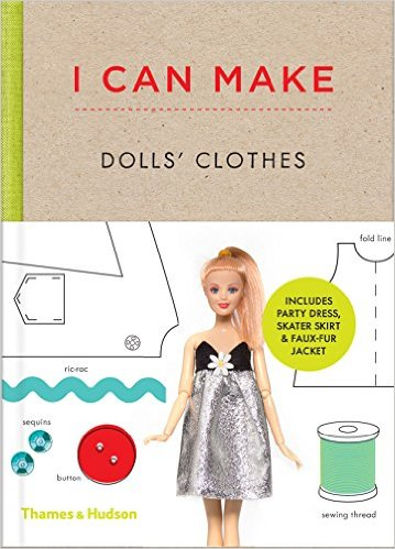 Doll Clothes book giveaway