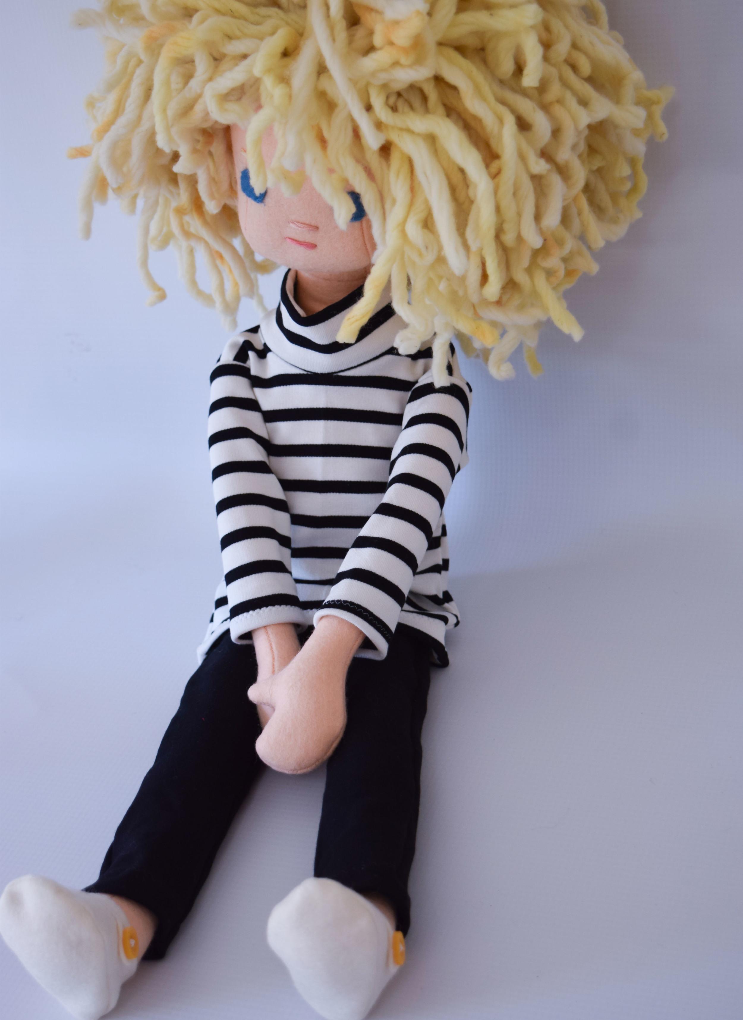 New Handmade doll