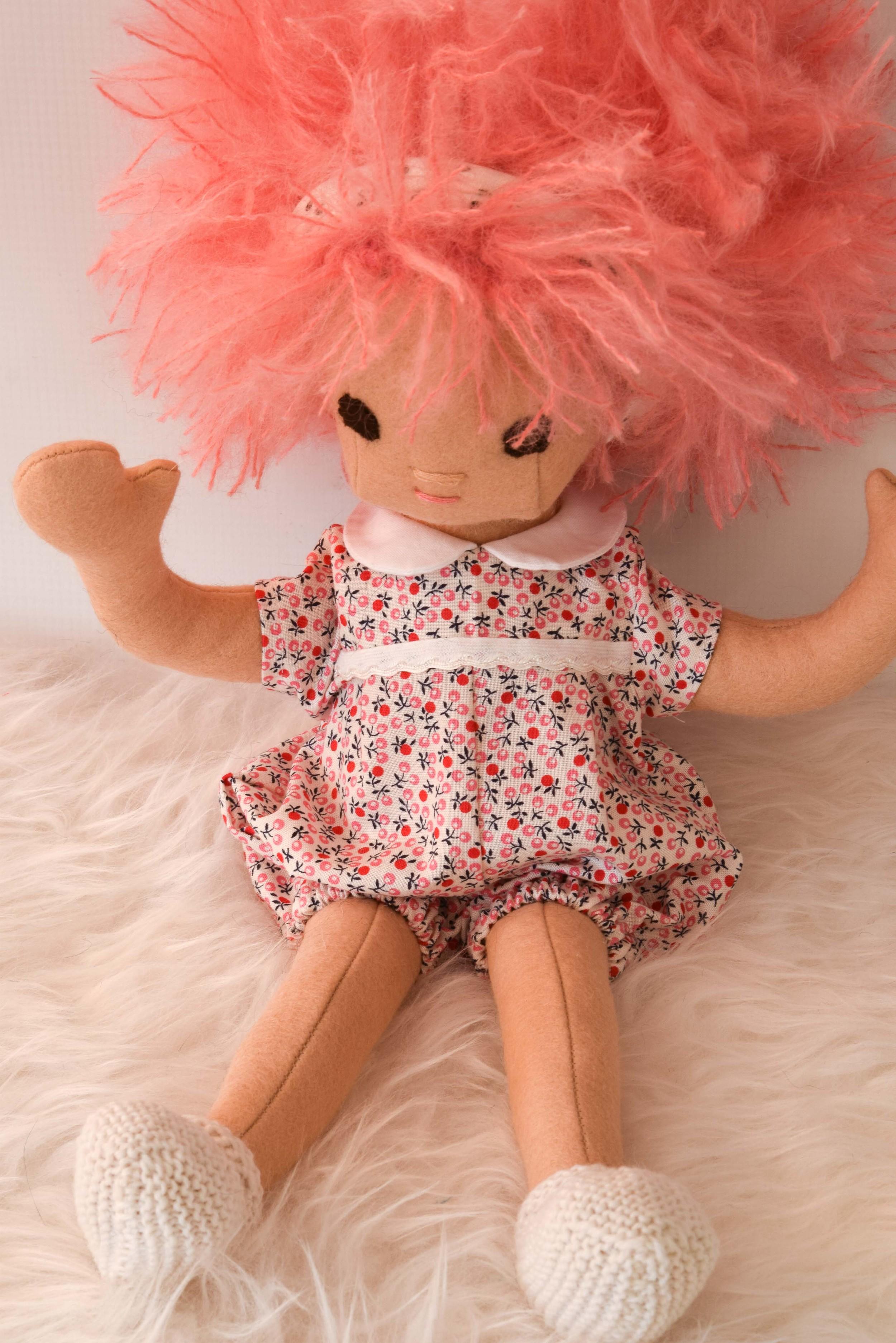 Baby Egg Rag doll