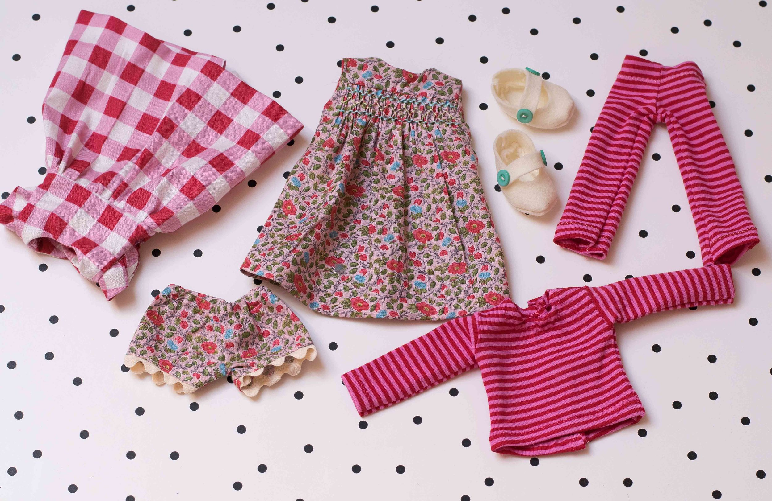 ExtraSmall Phoebe Doll Clothes