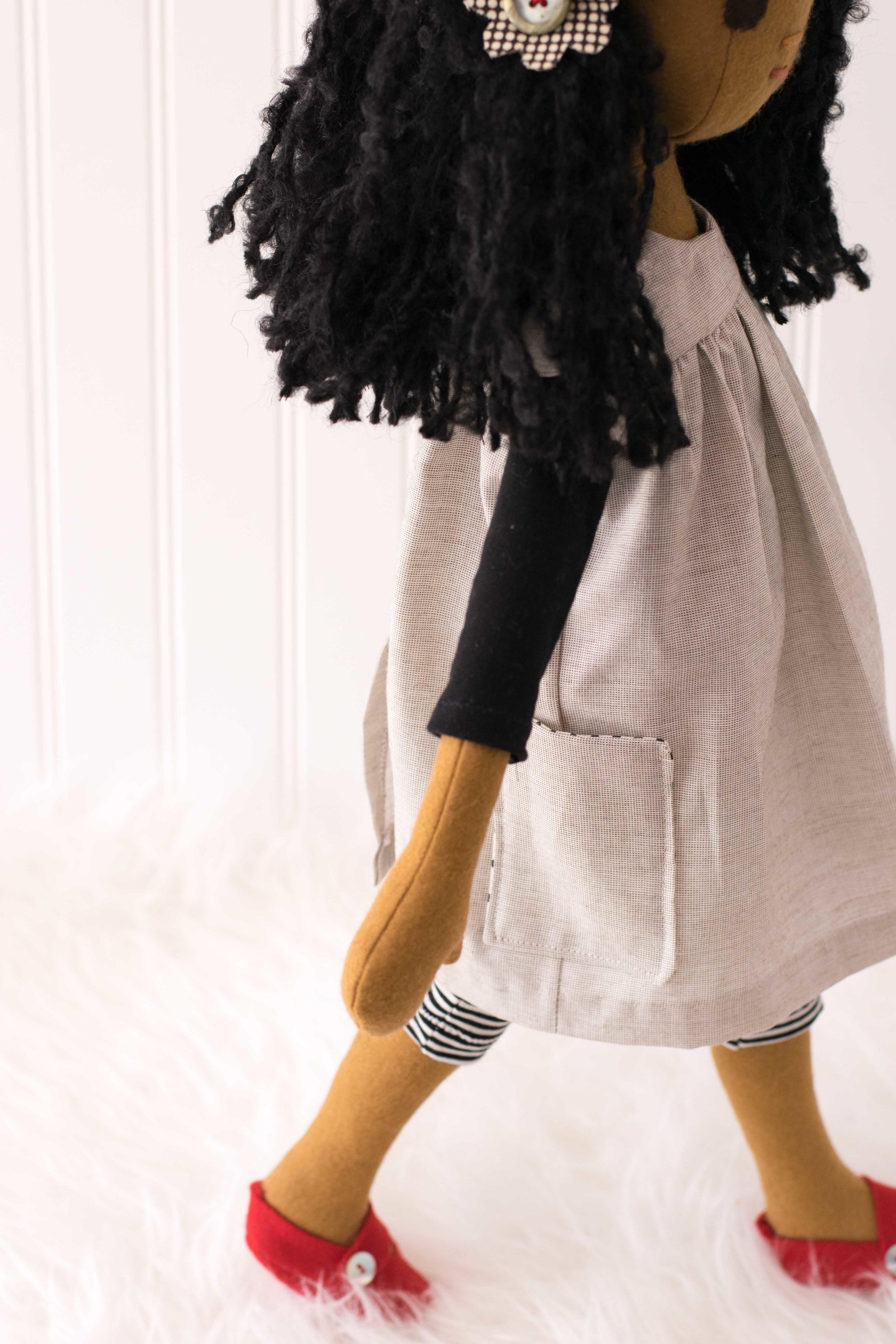 Custom Artist Doll