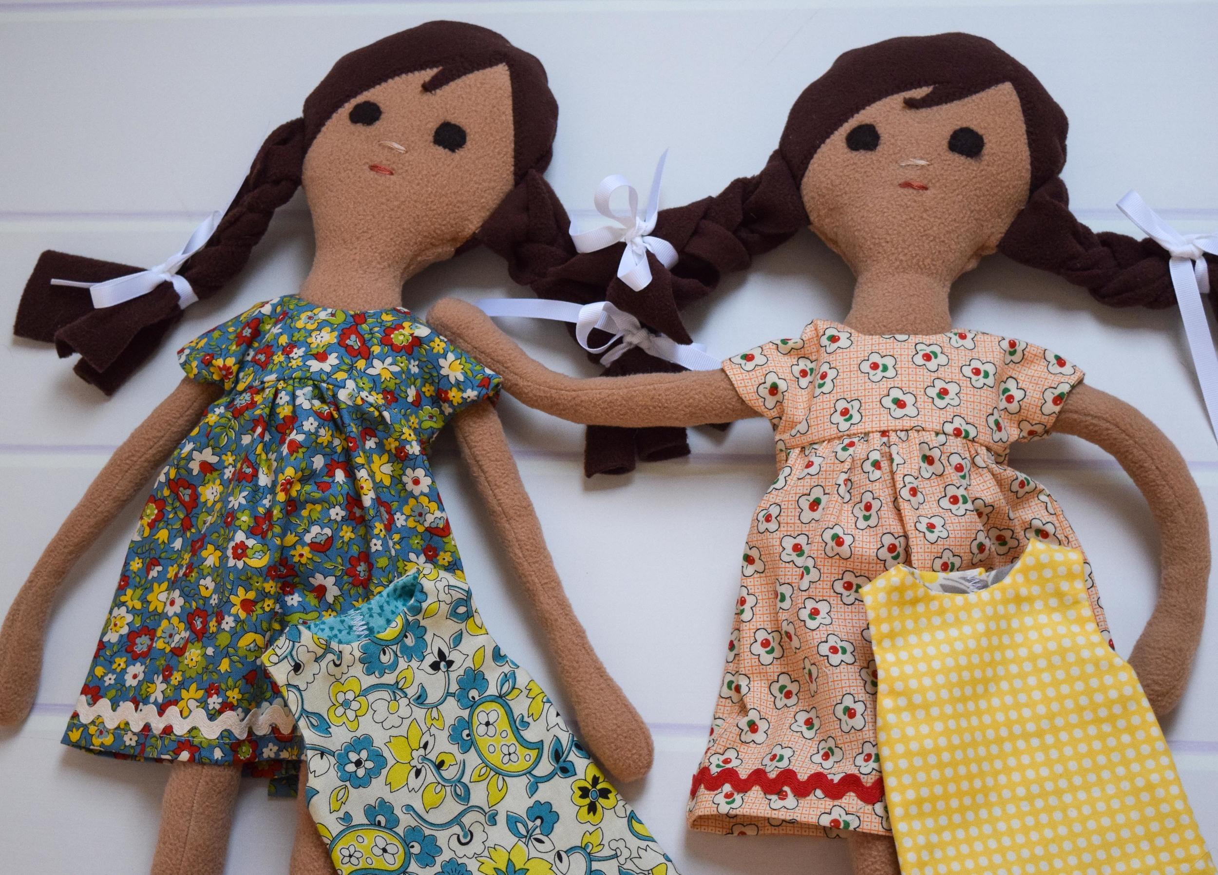 Dolls for Children in Family Promise