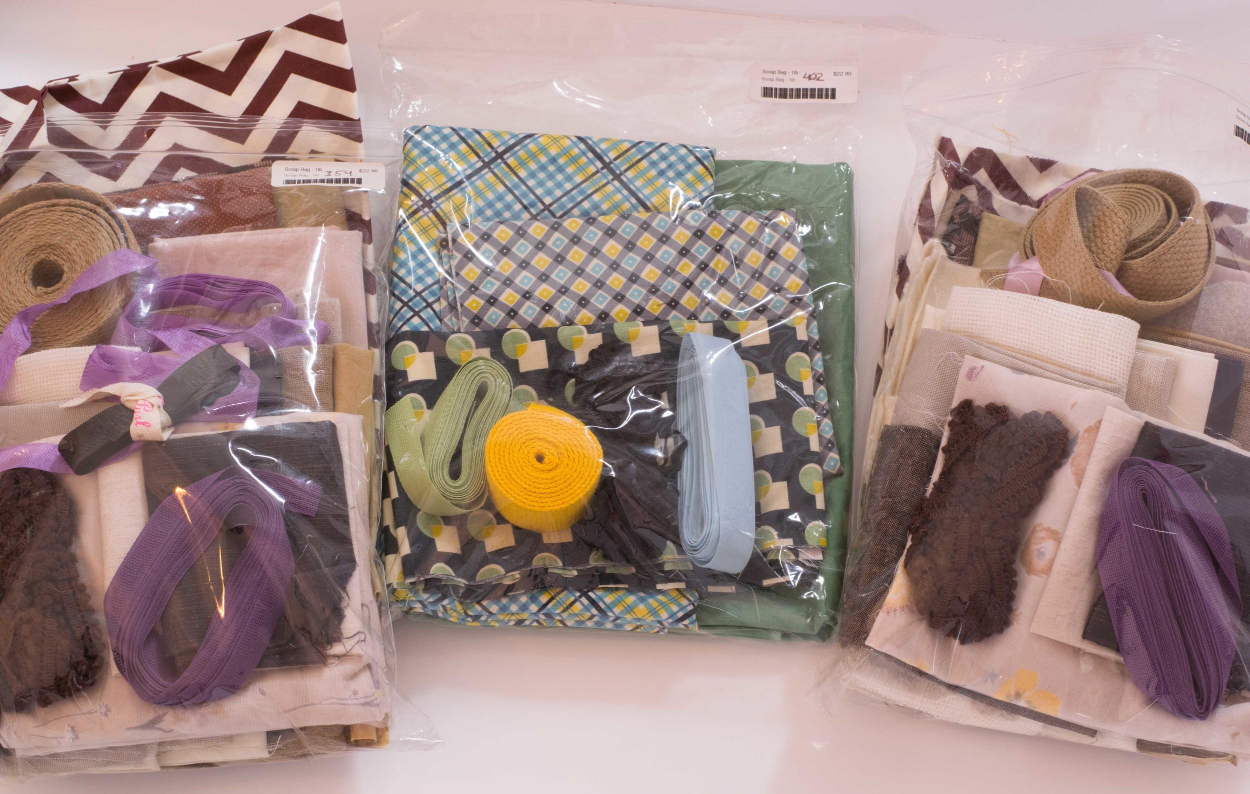 Purl Soho Fabric packet