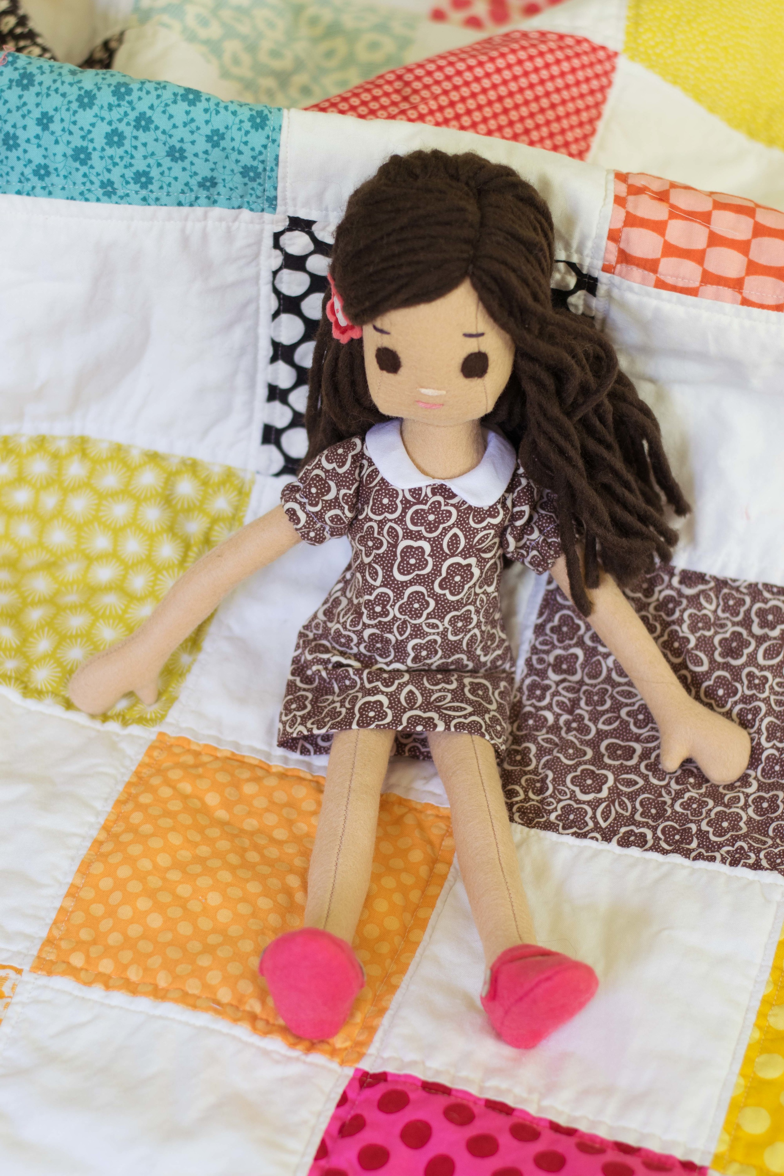 Personalized doll
