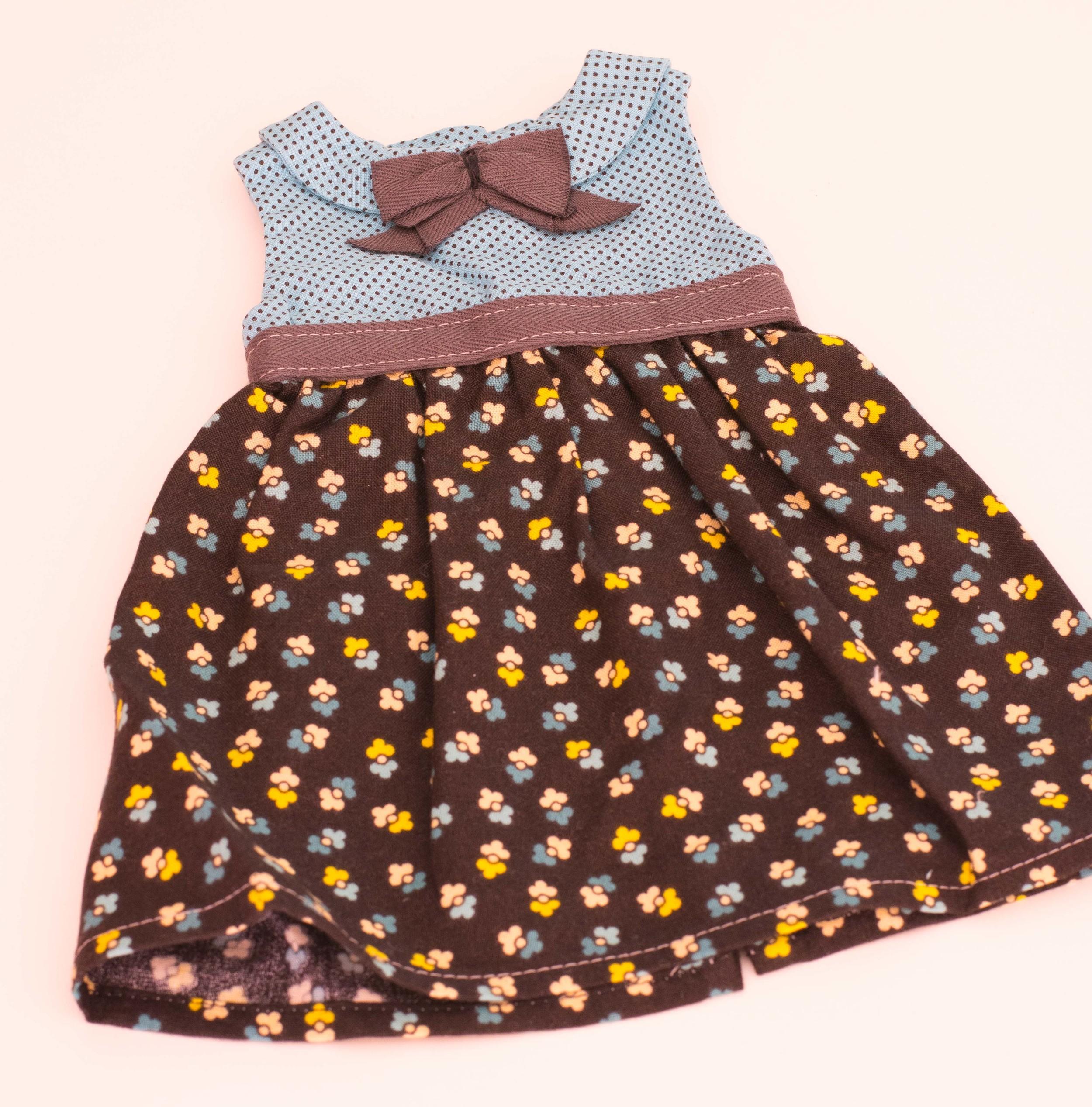 Alison's doll dress