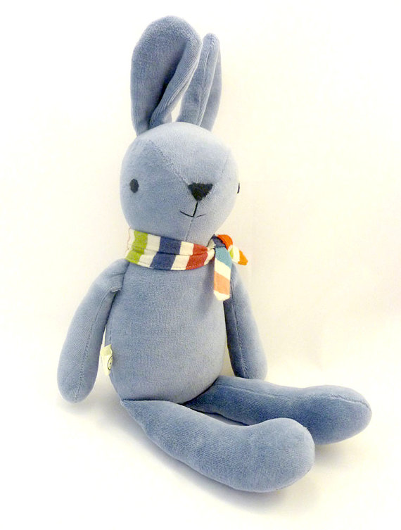A bunny from Alison's Etsy Shop