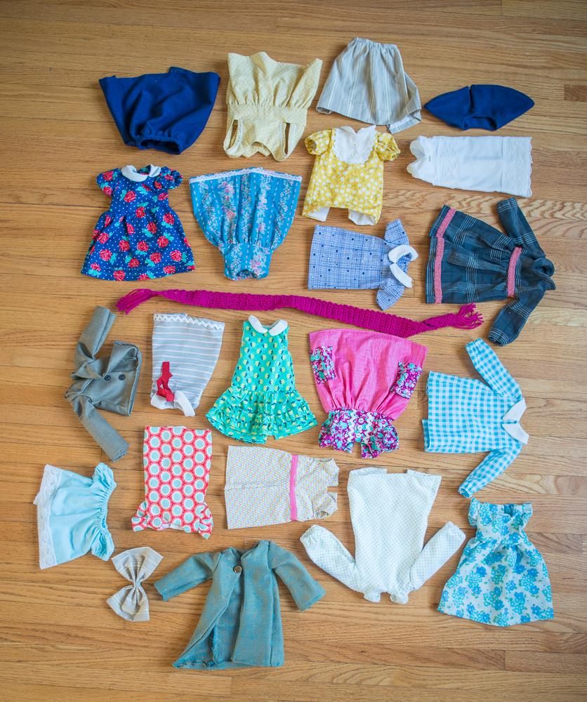 Anne's wardrobe