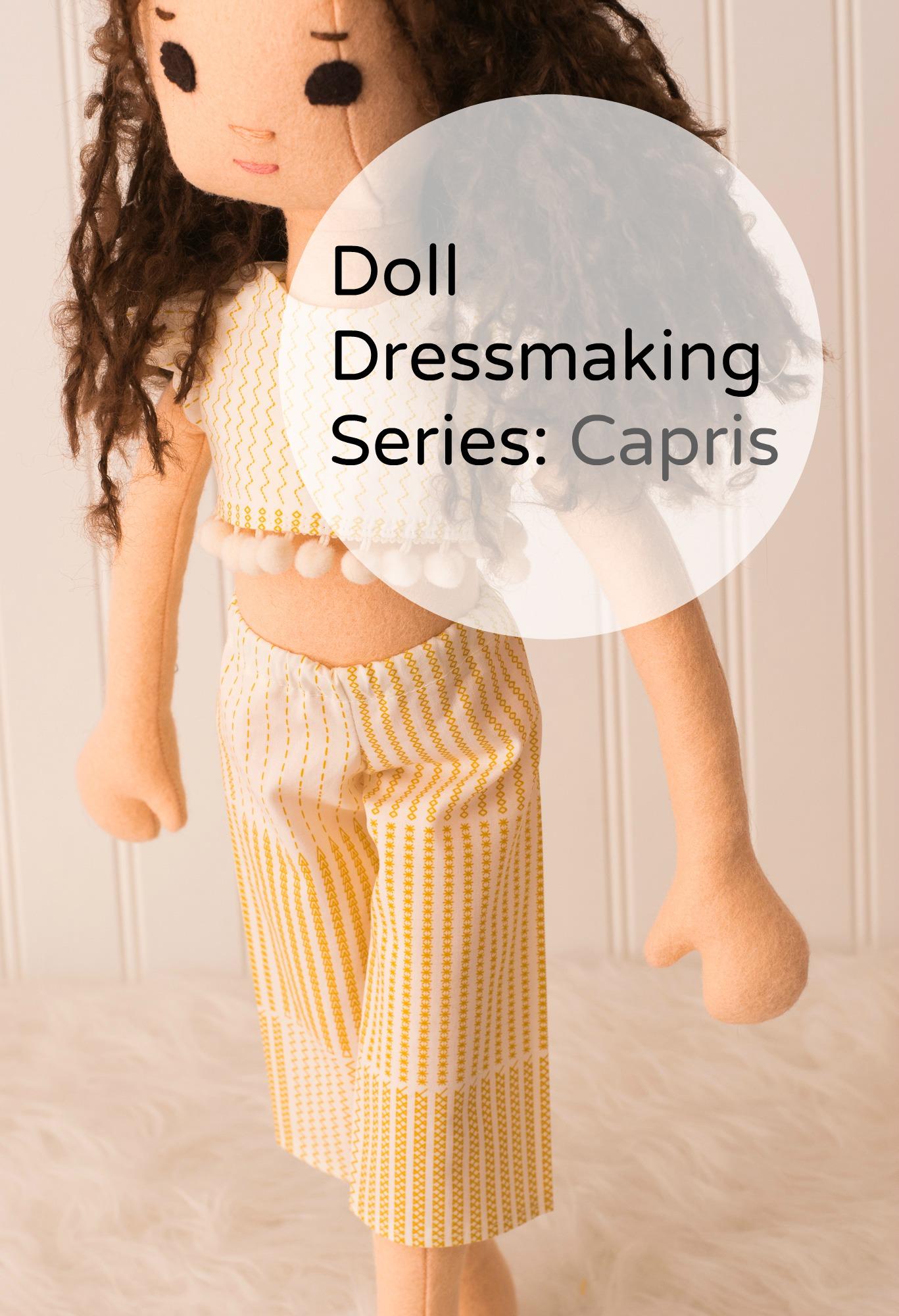 Doll Capris pattern