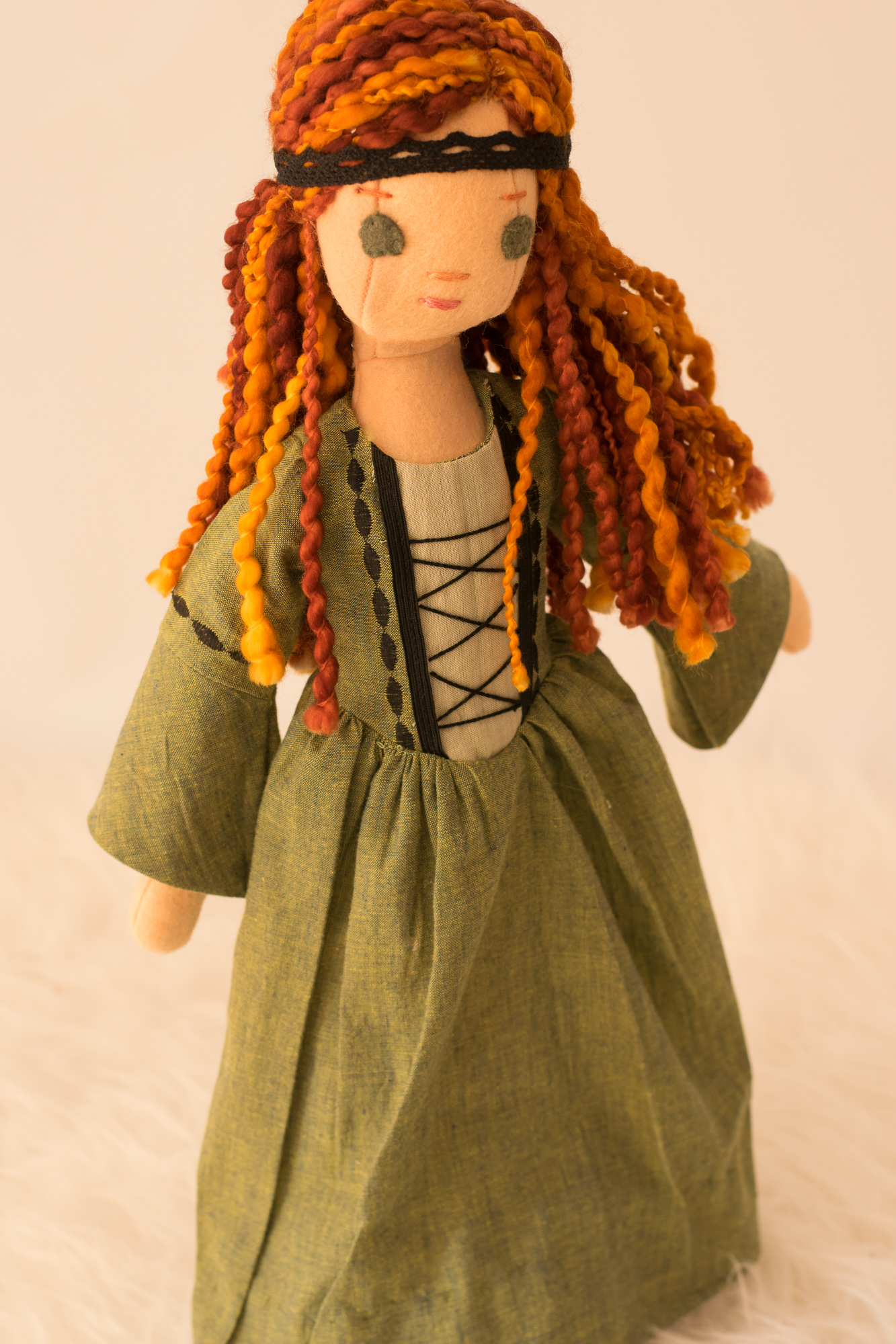 Grace O'Malley doll