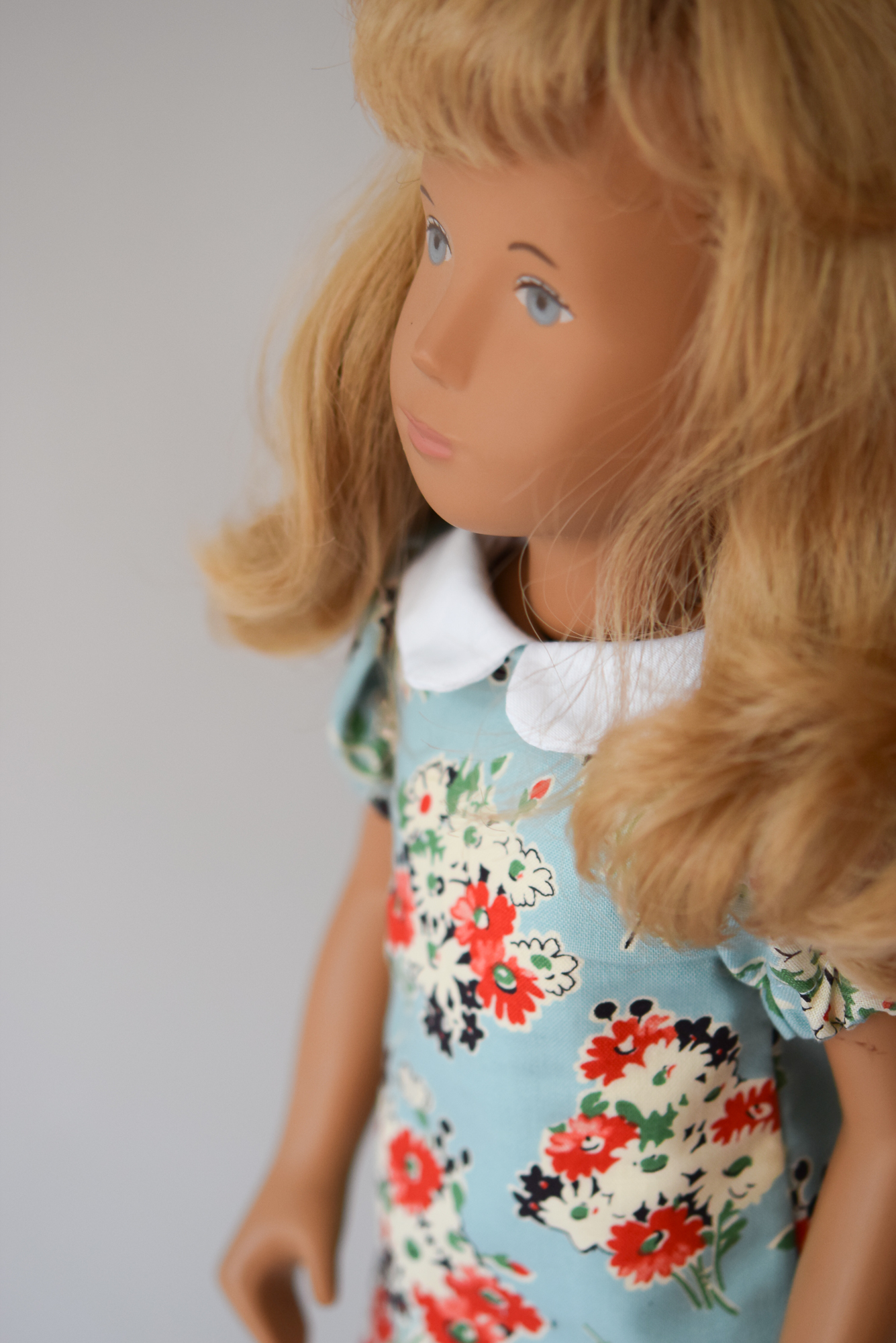 Sasha Doll Dress Pattern