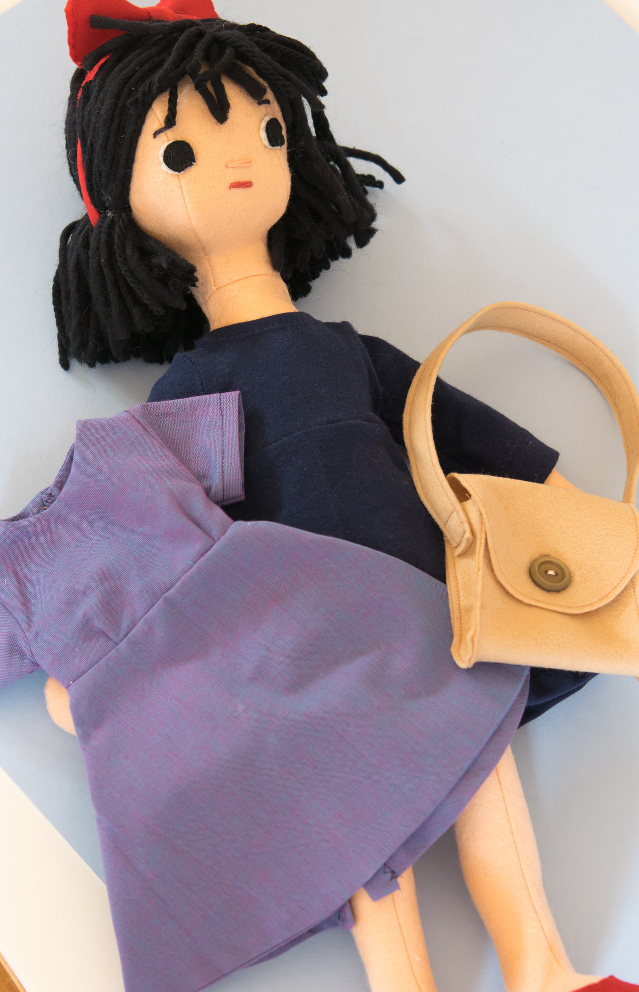 Kiki the Delivery Doll