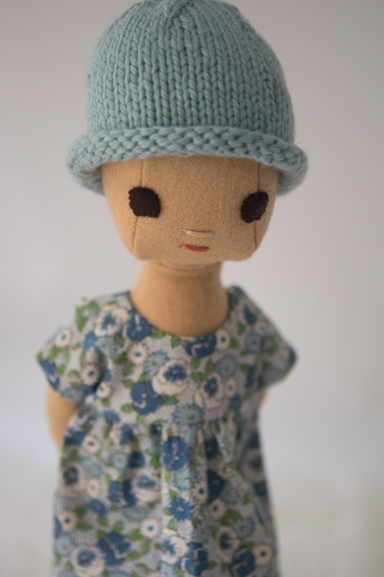 Phoebe doll for child with cancer