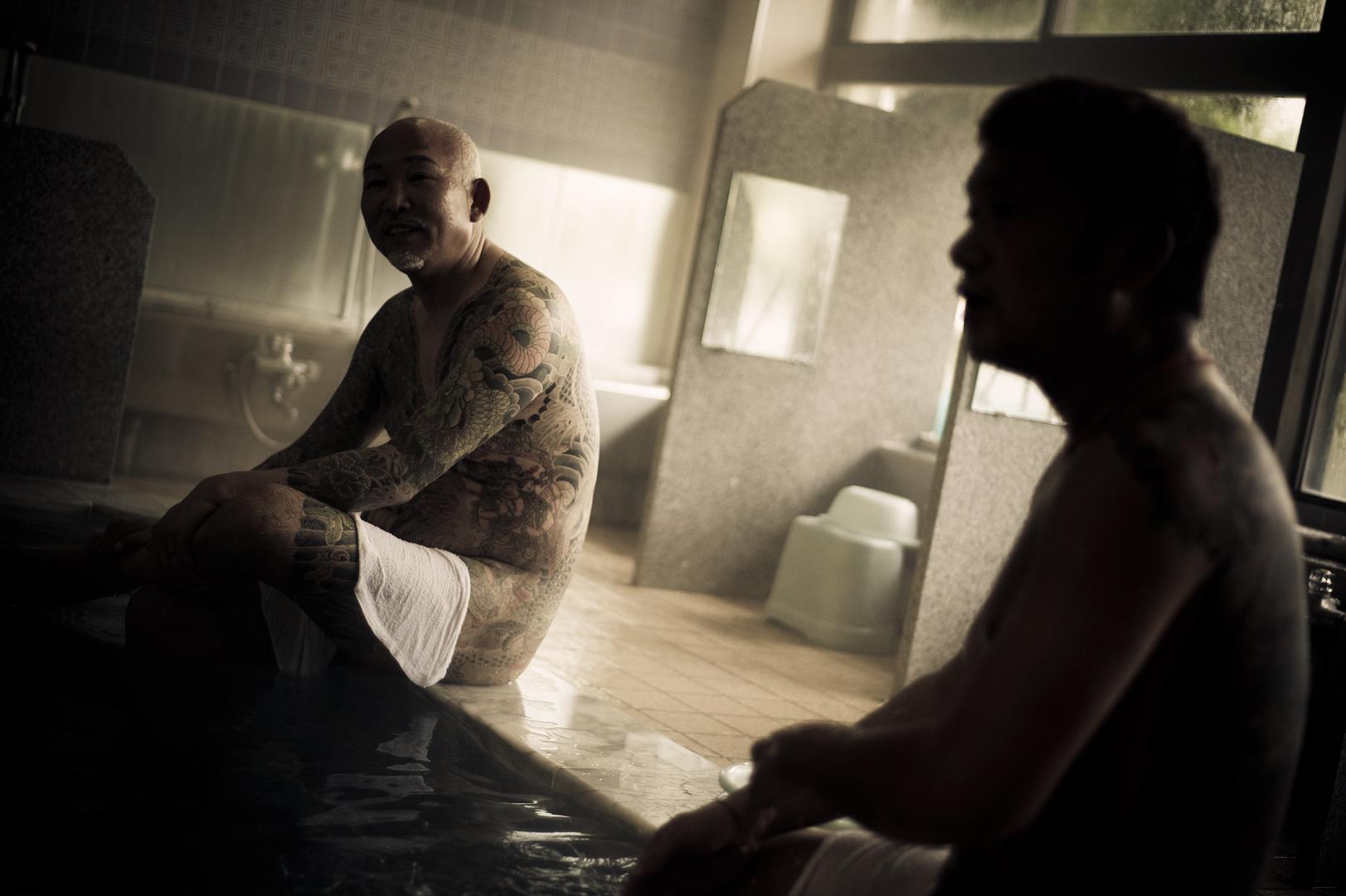 The bath house - © anton kusters 2009