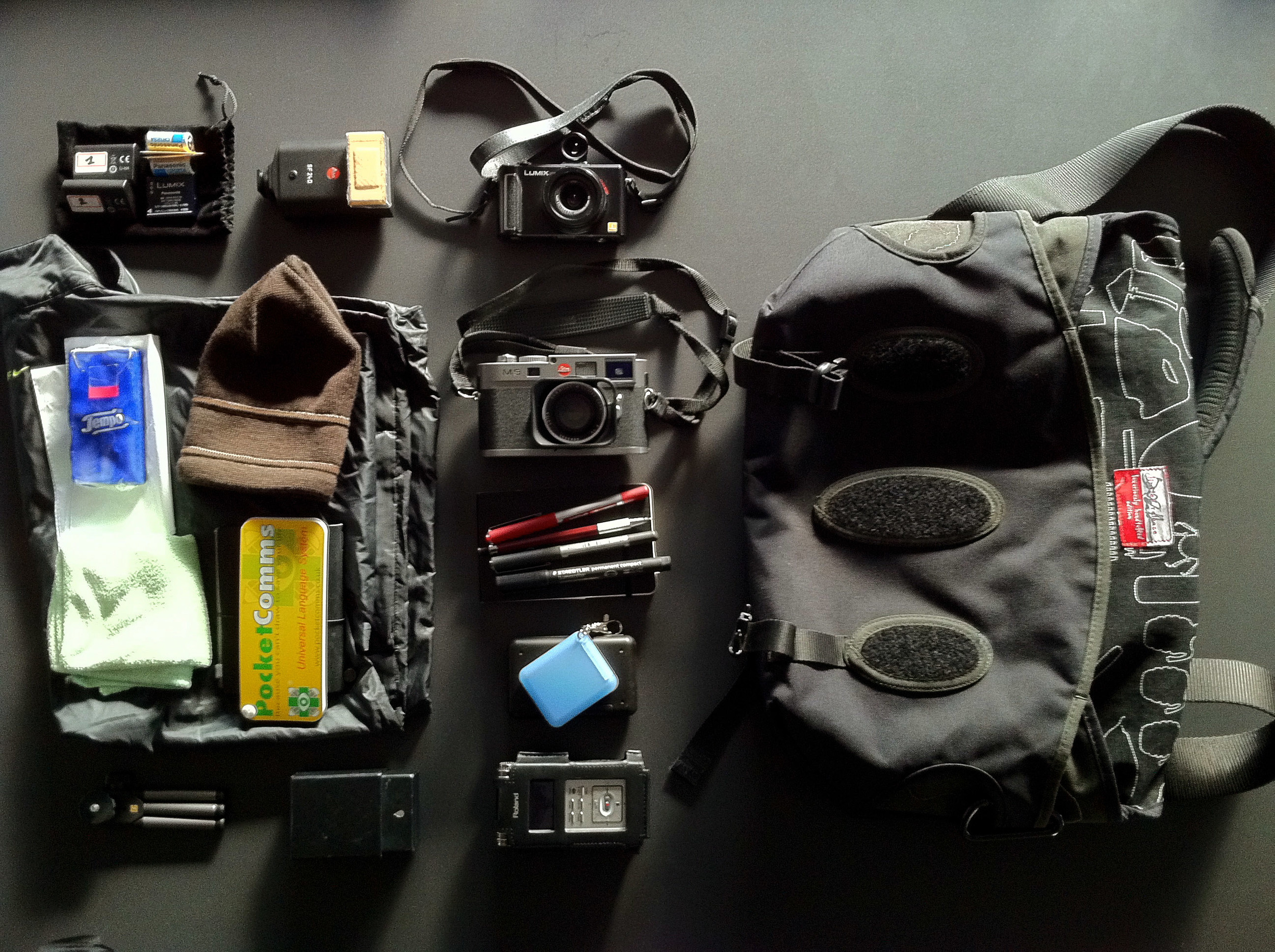 What S In My Camera Bag Right Now Super Lightweight