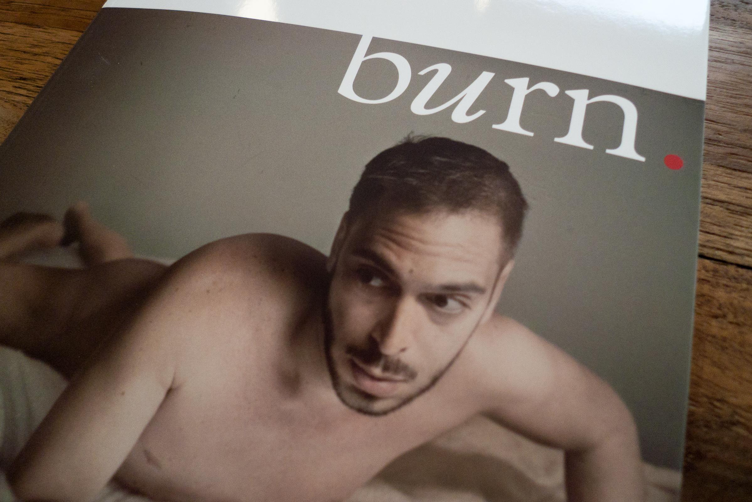 BURN.02 - book cover