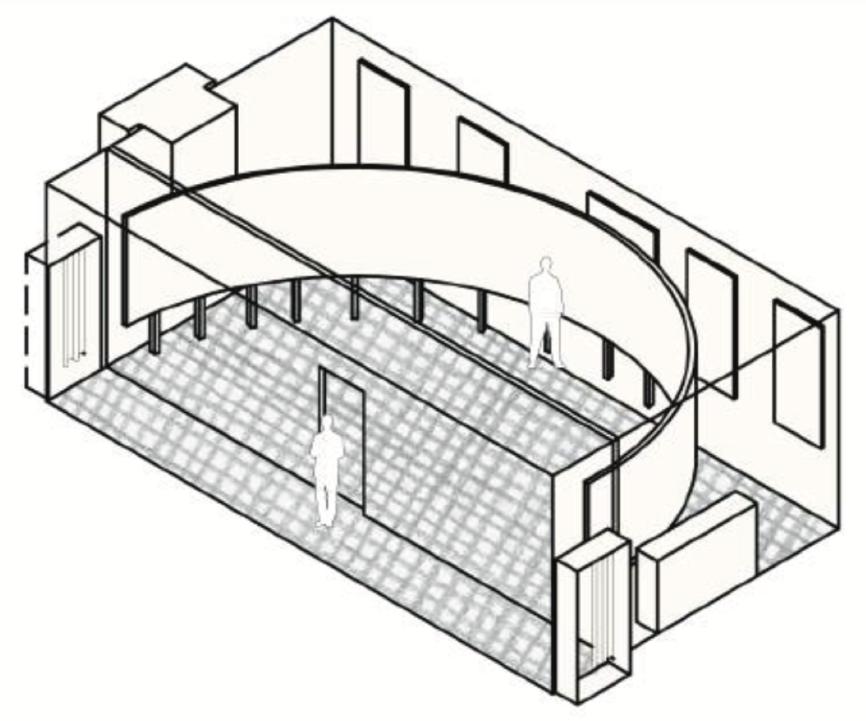 Concept courtesy of  B-bis architecten