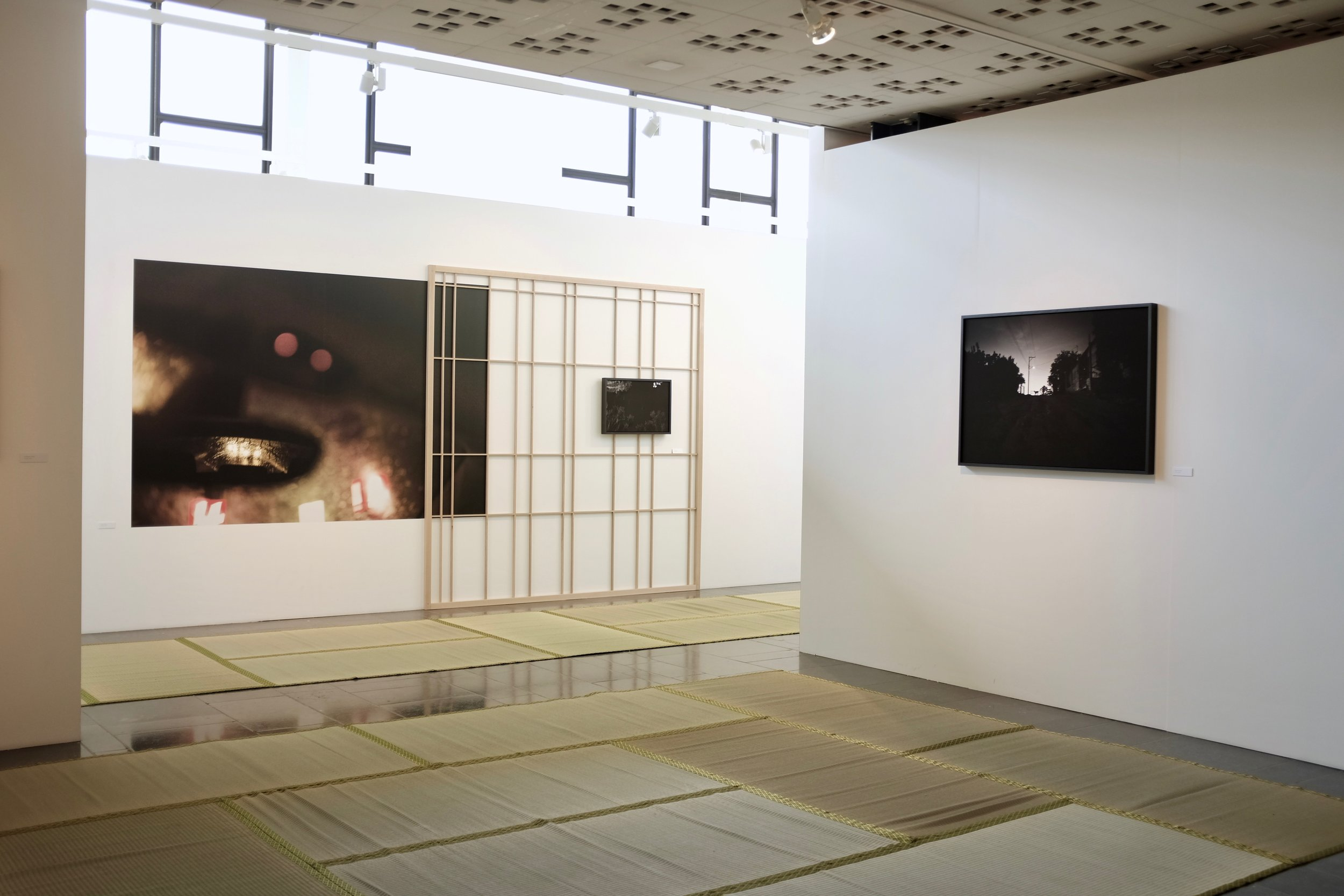 Installation view (Cultuurcentrum Hasselt, Belgium, 2017)
