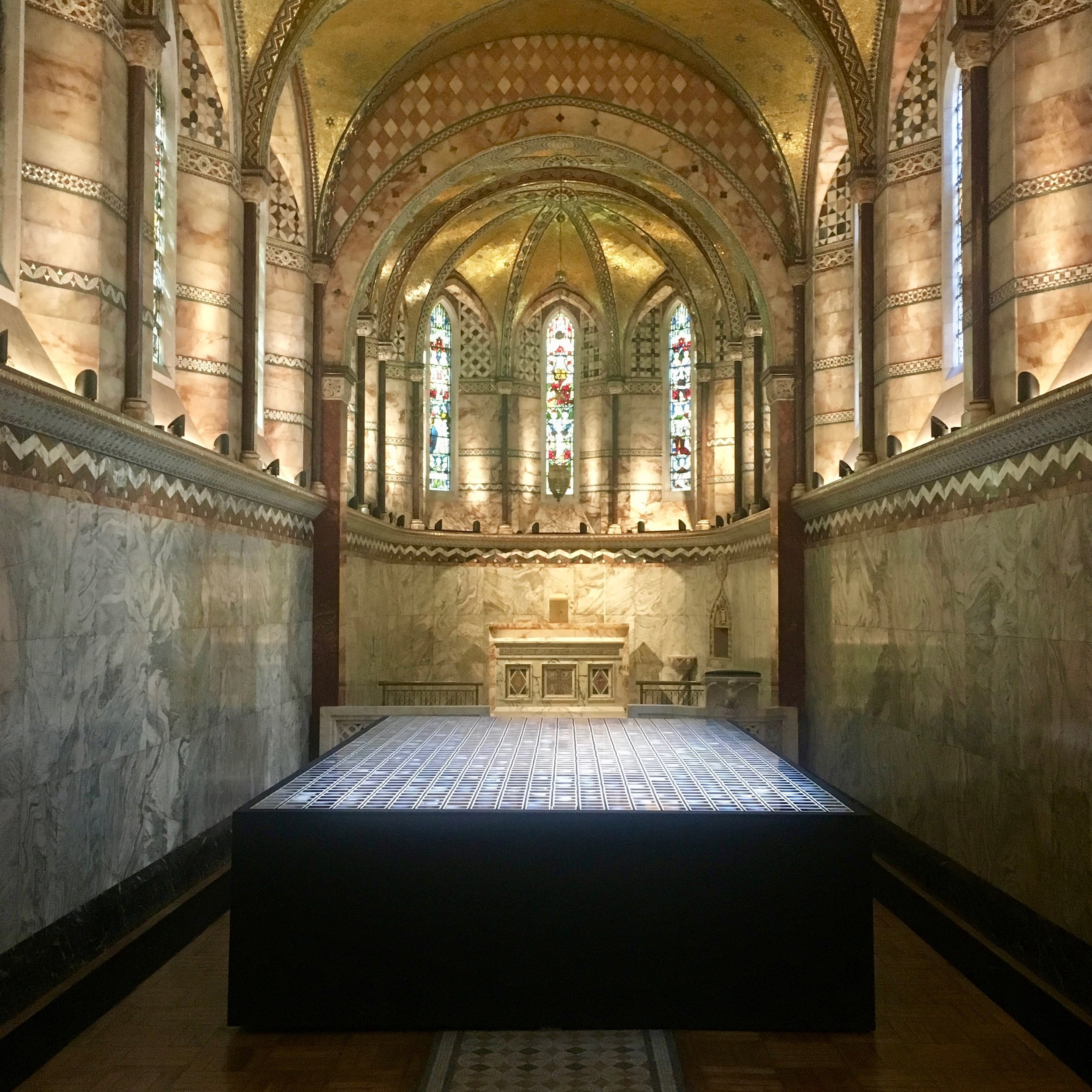 Installation view - Fitzrovia Chapel / Photo London - May 14-19, 2019