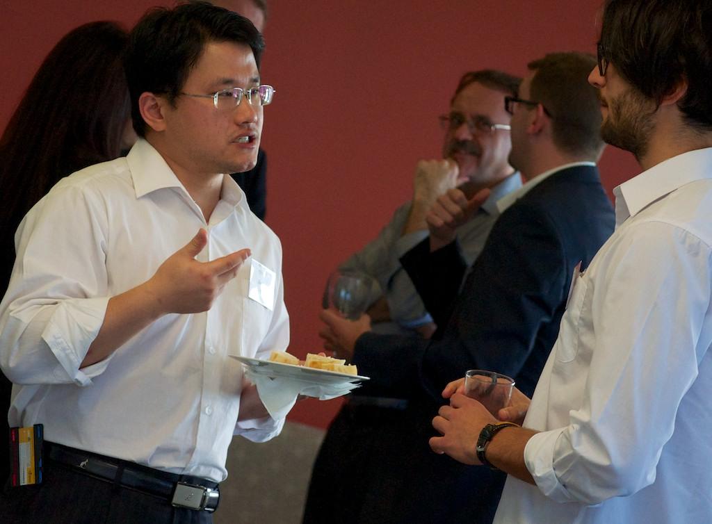Eric (Bing) Zhu  Postdoctoral Research Scientist