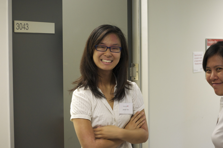 Jesslynn Ooi  Postgraduate Researcher