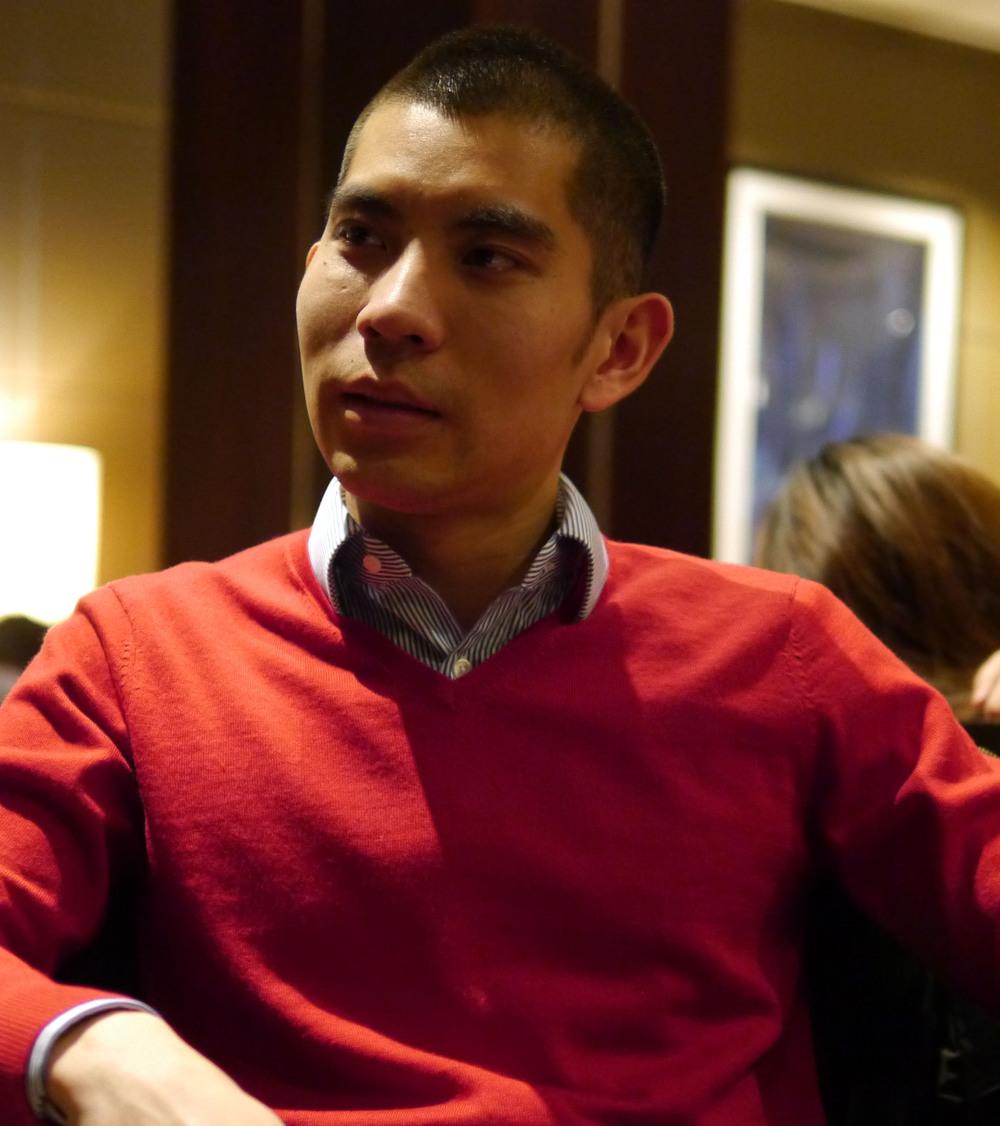 John Chan  Postgraduate Researcher