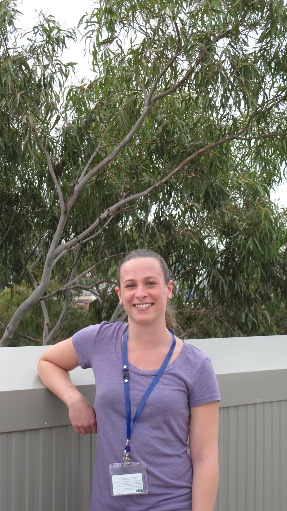 Giula Ballerin  Postgraduate Researcher