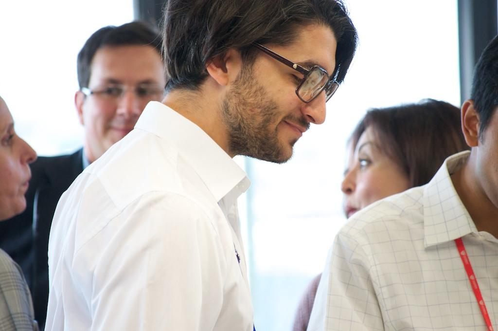 Alessandro Saadat  Visiting Researcher