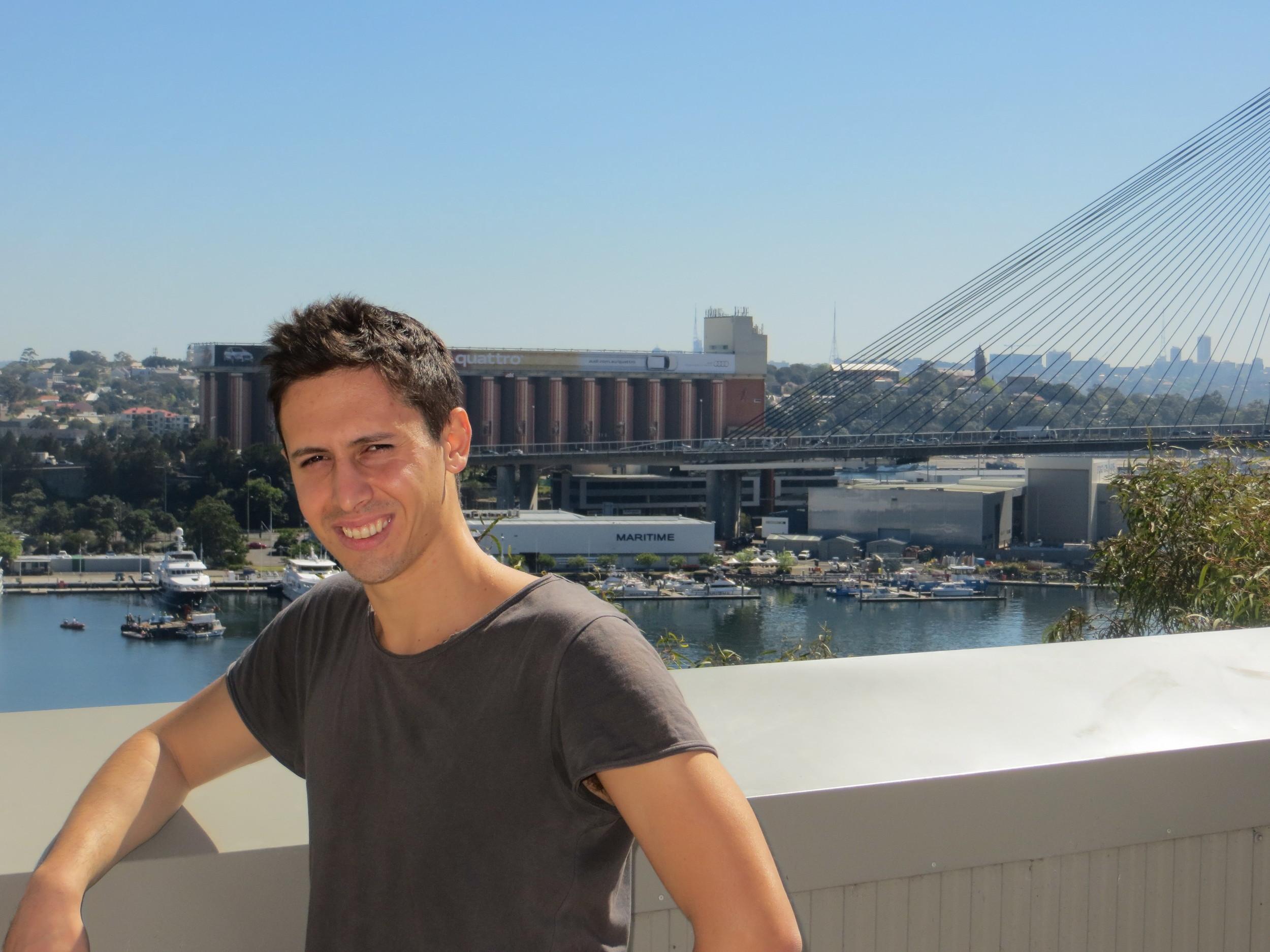 Gianluca Lauretani  Visiting Researcher
