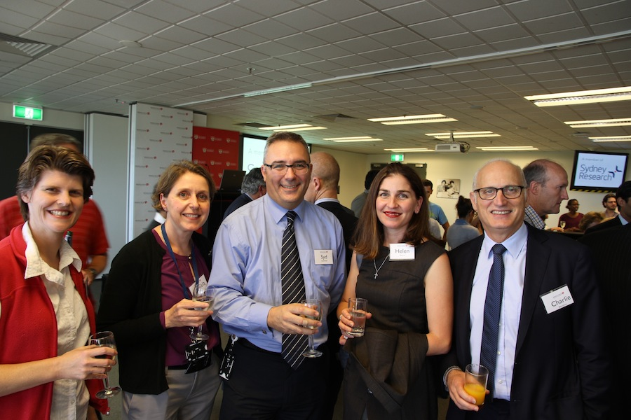 Chancellors reception