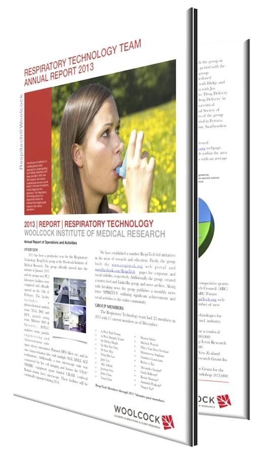 RespiTech 2013 Report.