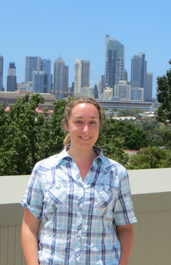 Mary Goud  Visiting Researcher