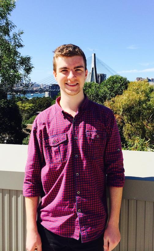 Timothy Corish  Engineering Honours Student