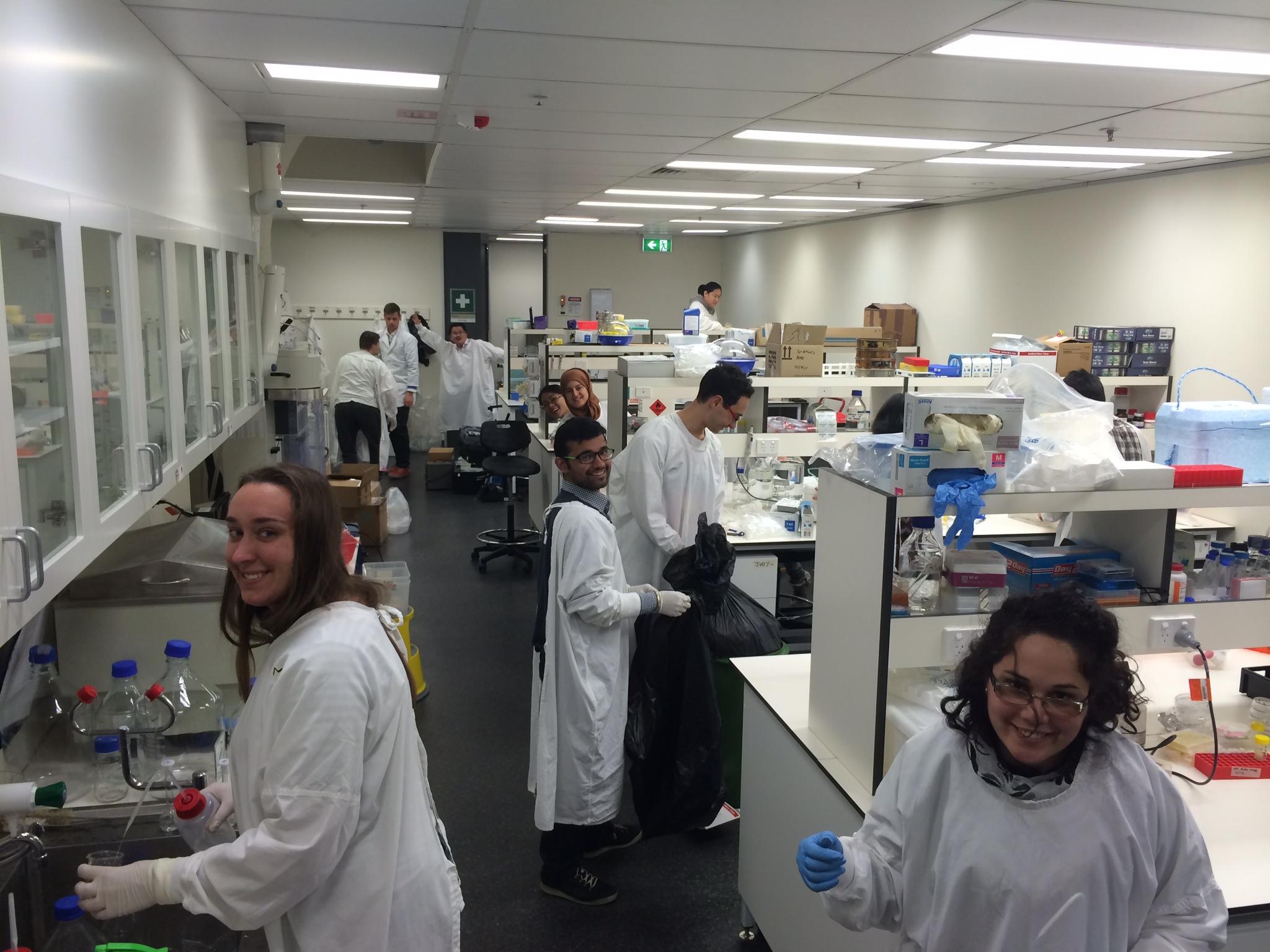 Lab cleaning.JPG