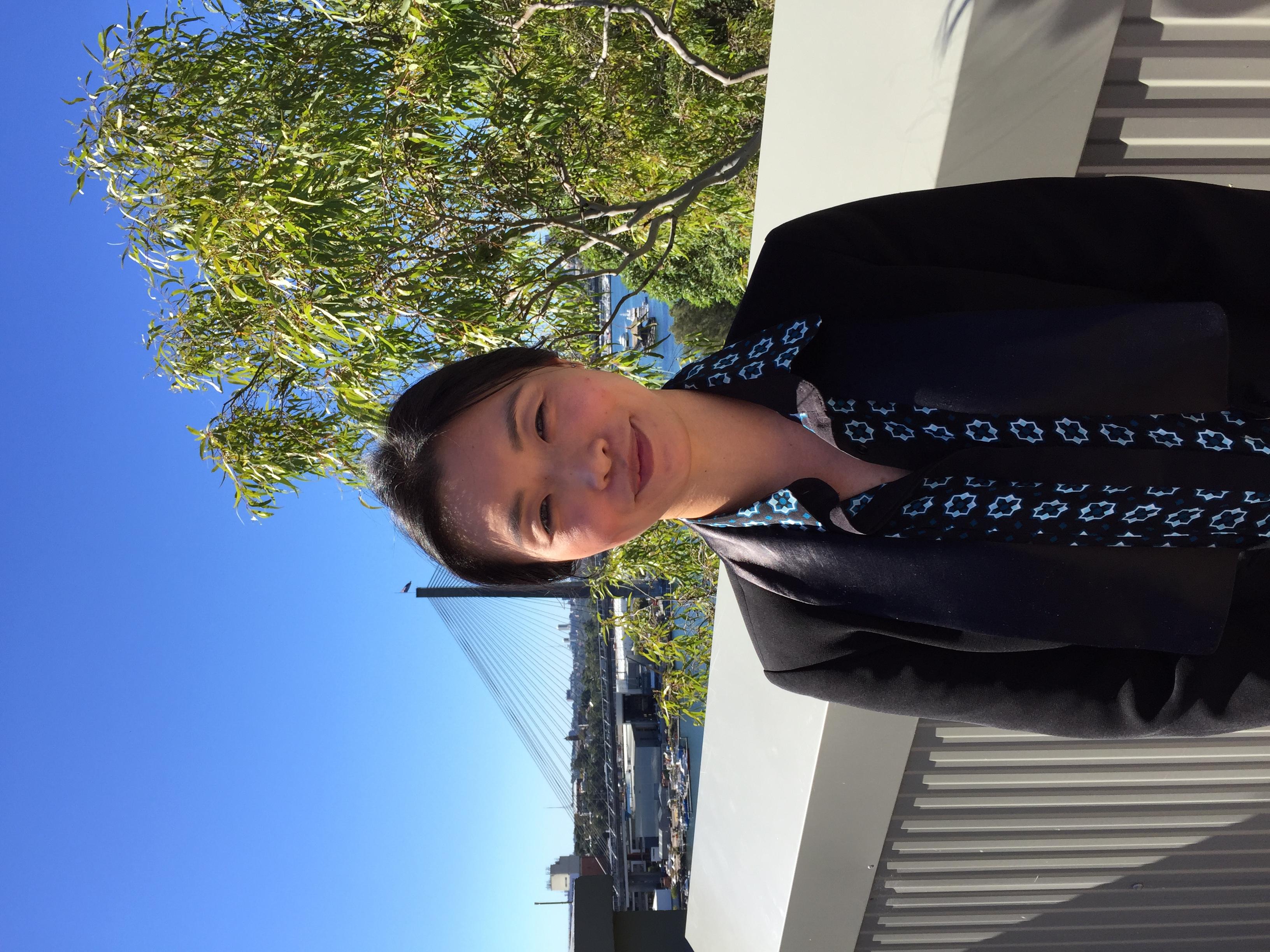 Anita Vandyke  Visiting Researcher