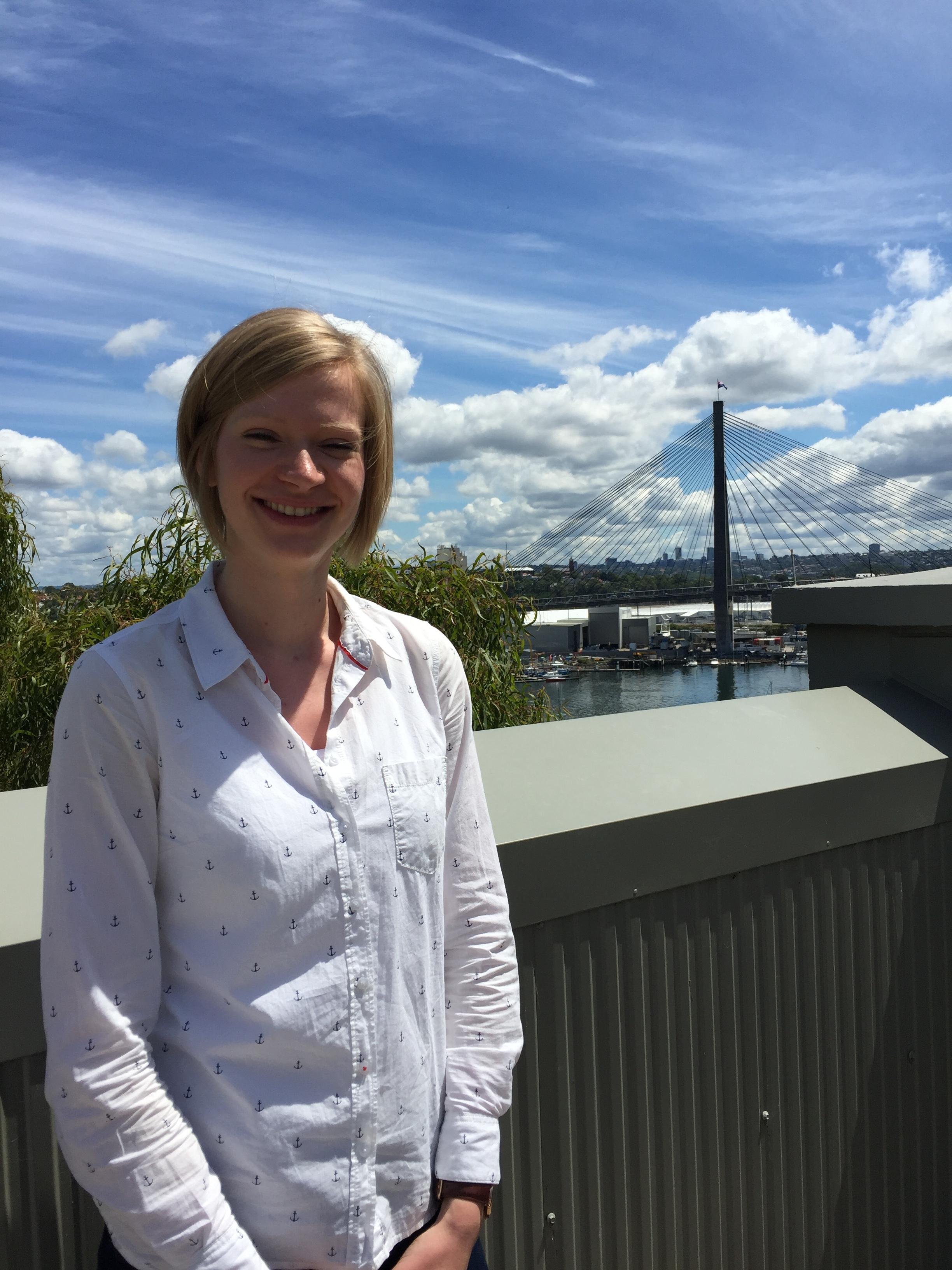 marie hellfritzsch Visiting Researcher