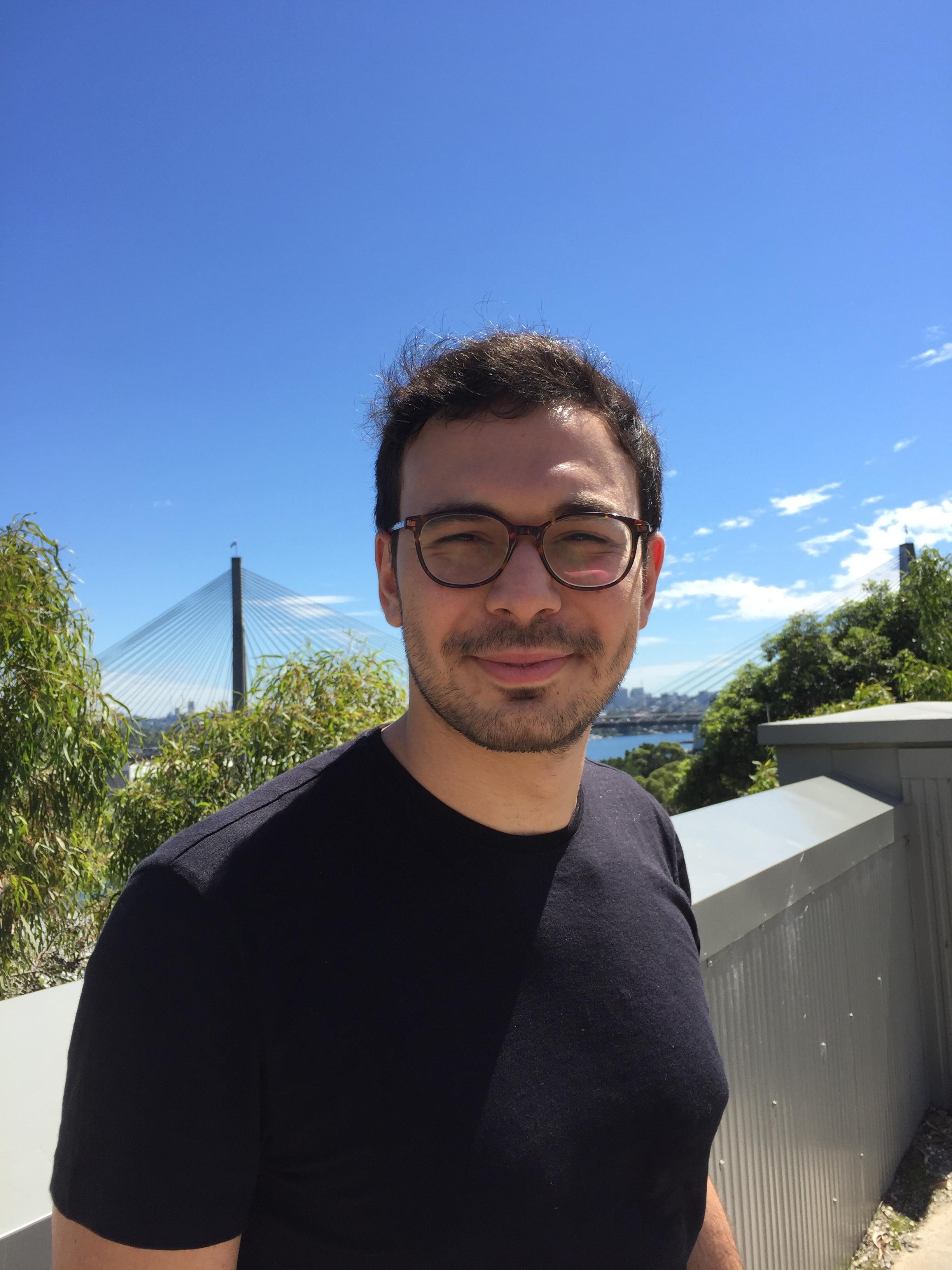 Sergio Guiltier  Visiting Researcher