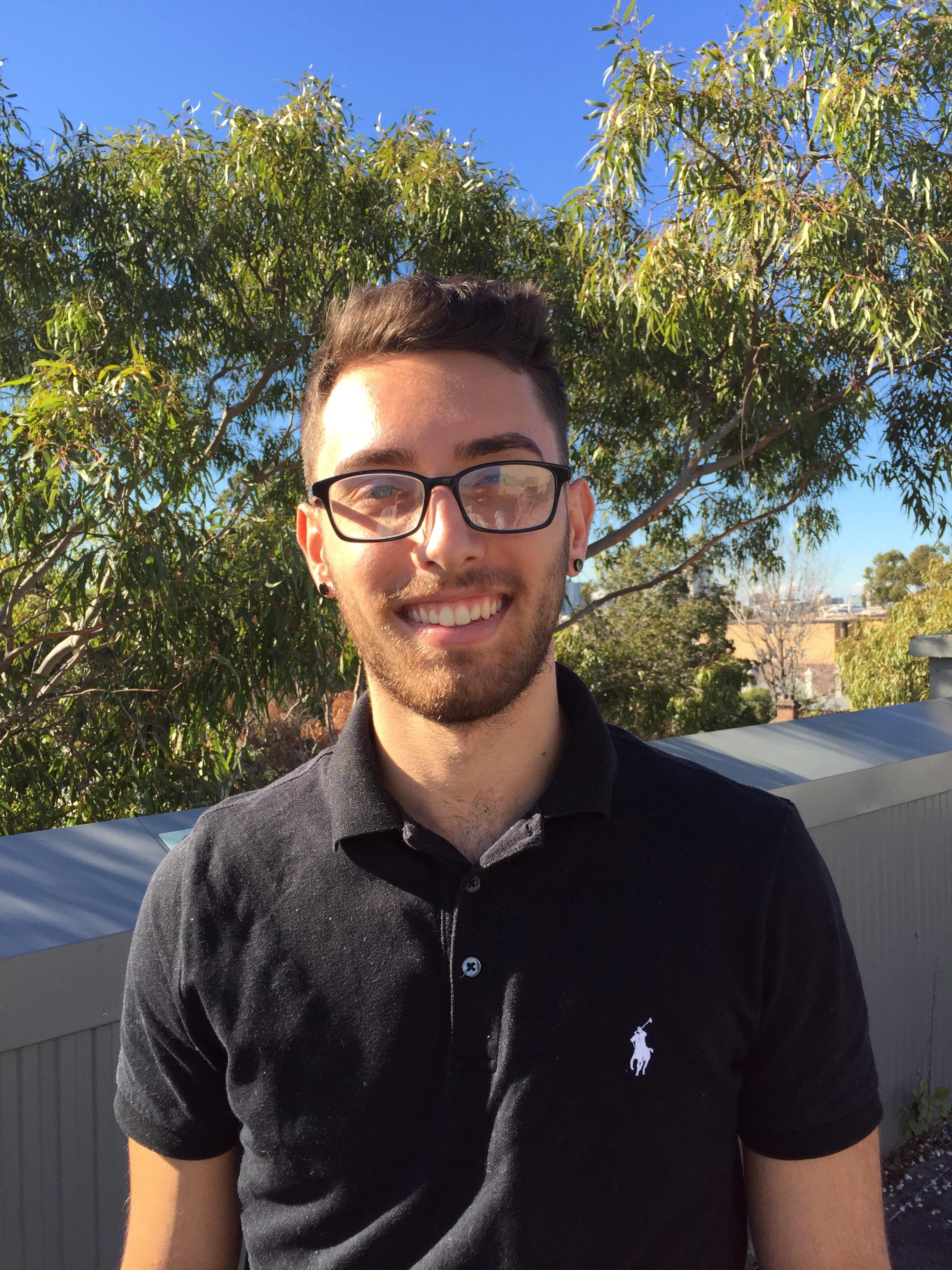 Anthony Nedanoski  ENGINEERING HONOURS STUDENT