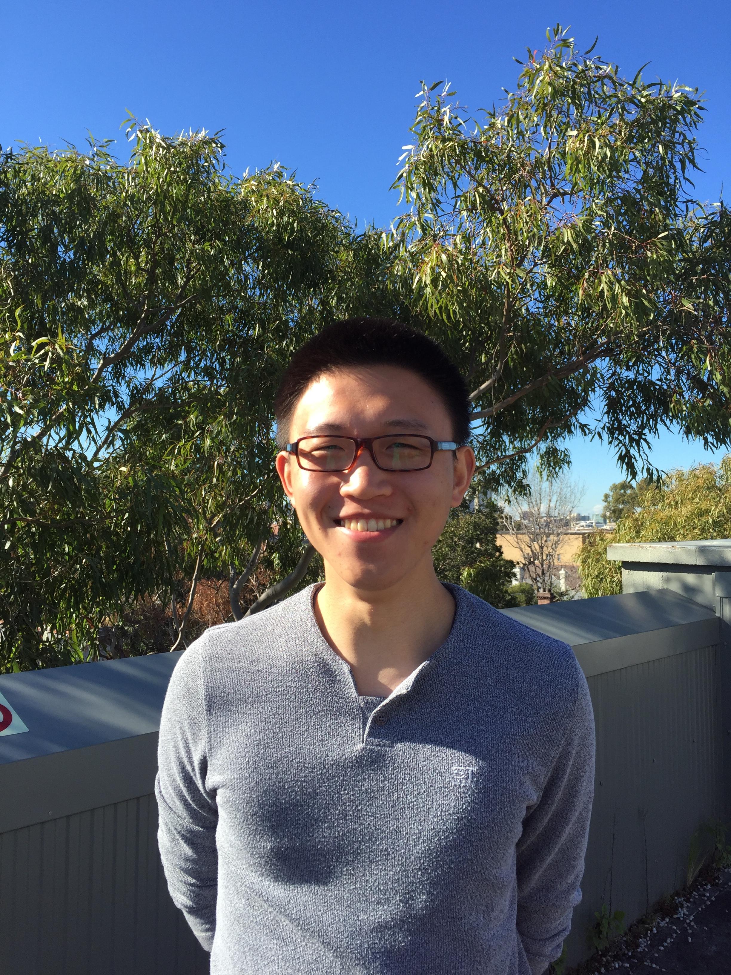 Yiwang Xu  Visiting Medical Student